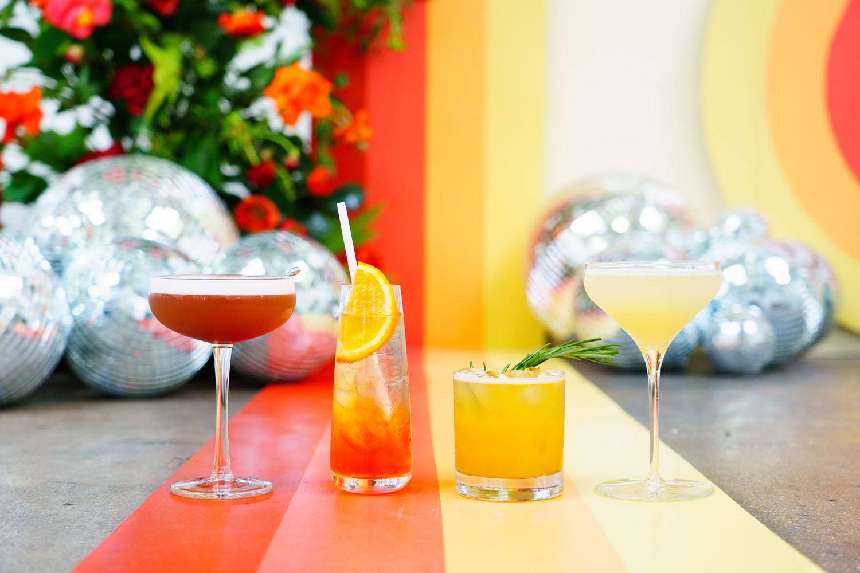 Signature Cocktails