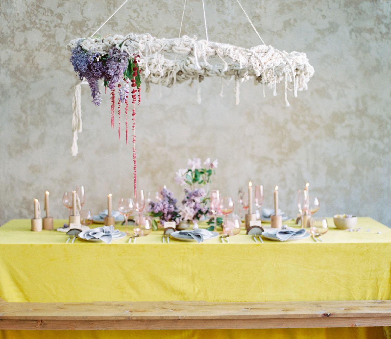 Ethereal Spring Wedding Inspiration