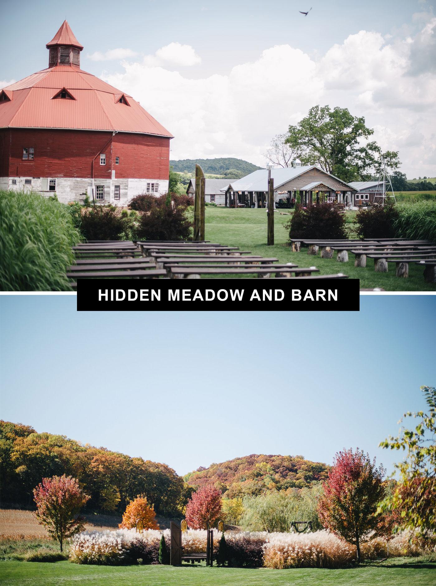 Hidden Meadow and Barn