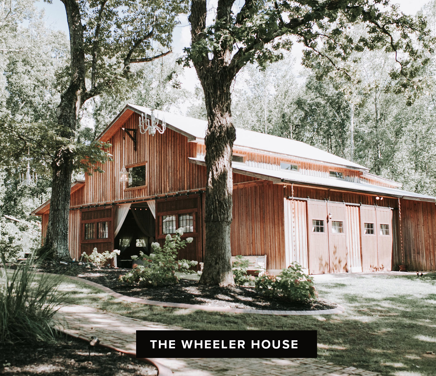 the wheeler house barn wedding