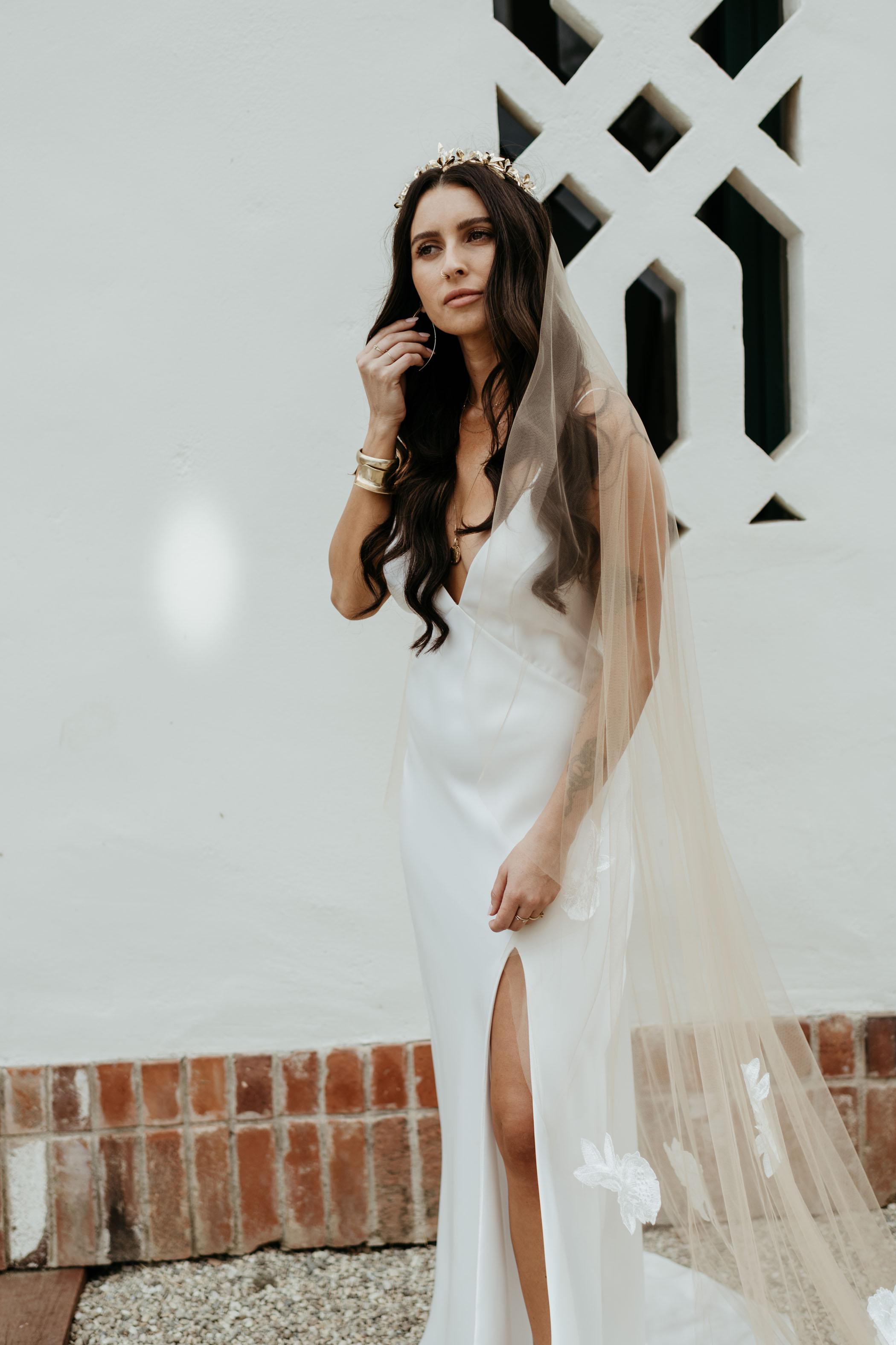 Flora Franchesca Wedding Dress