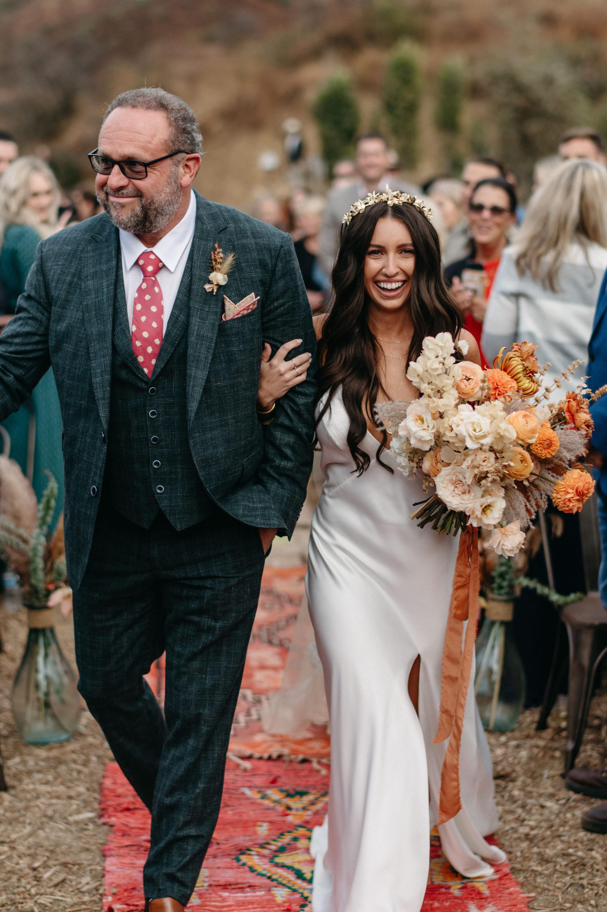 bridal slip dress