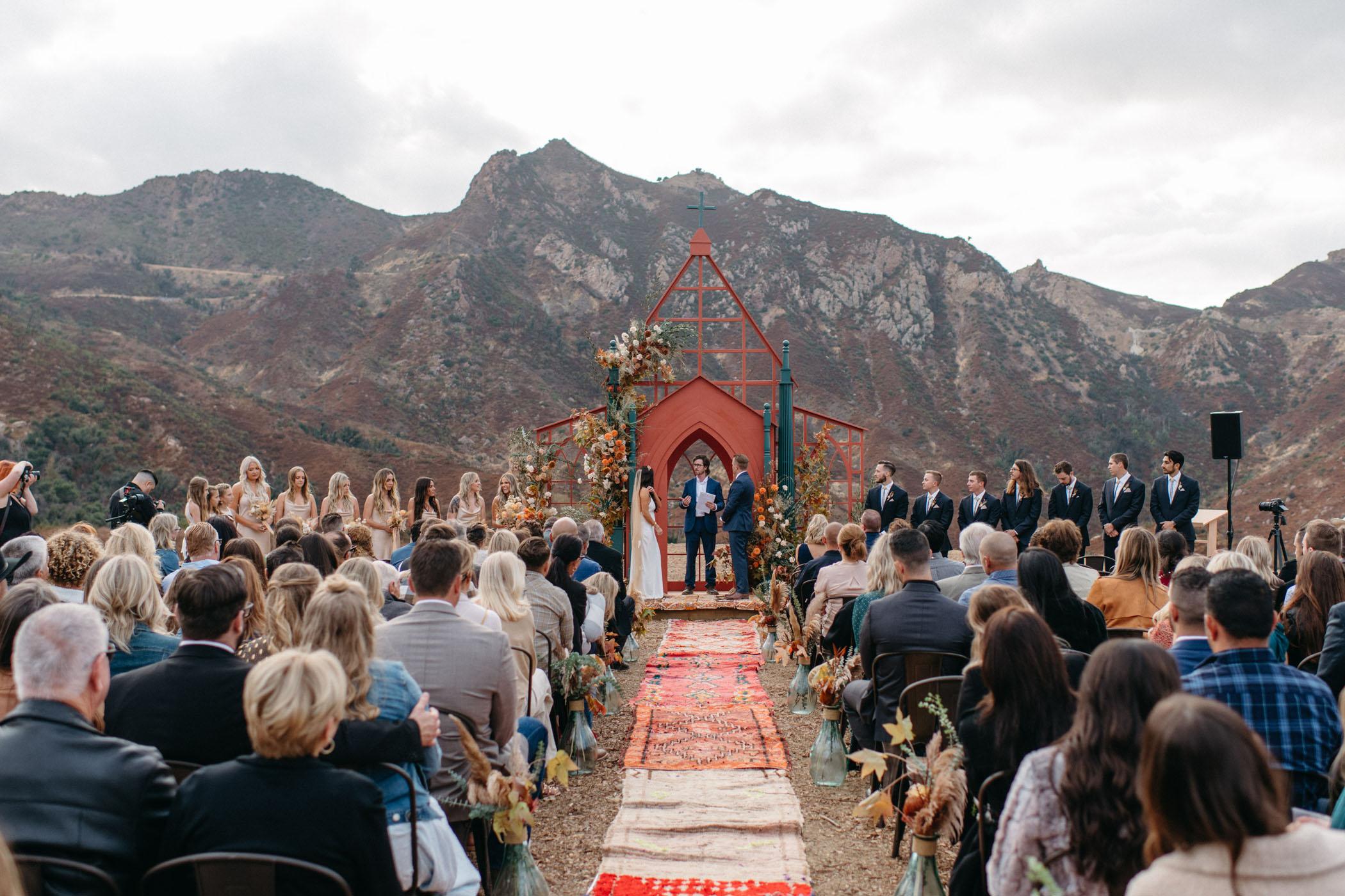 Mulholland Drive Wedding