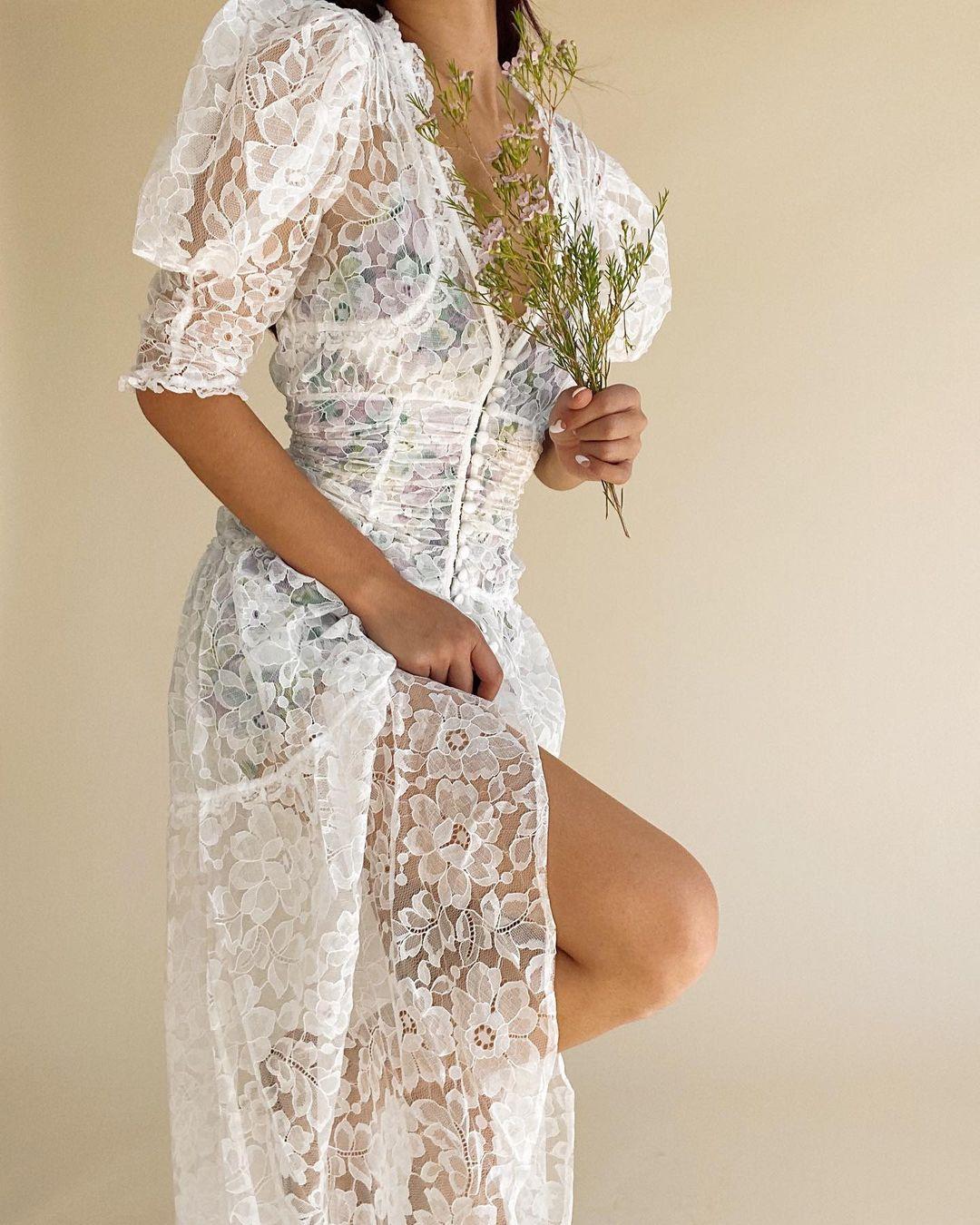 Best Little White Dresses for Bridal Showers + More in 18 + 18