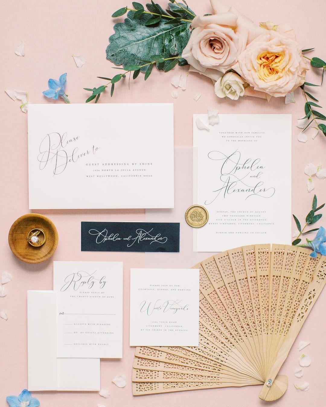 best wedding invitations to buy online