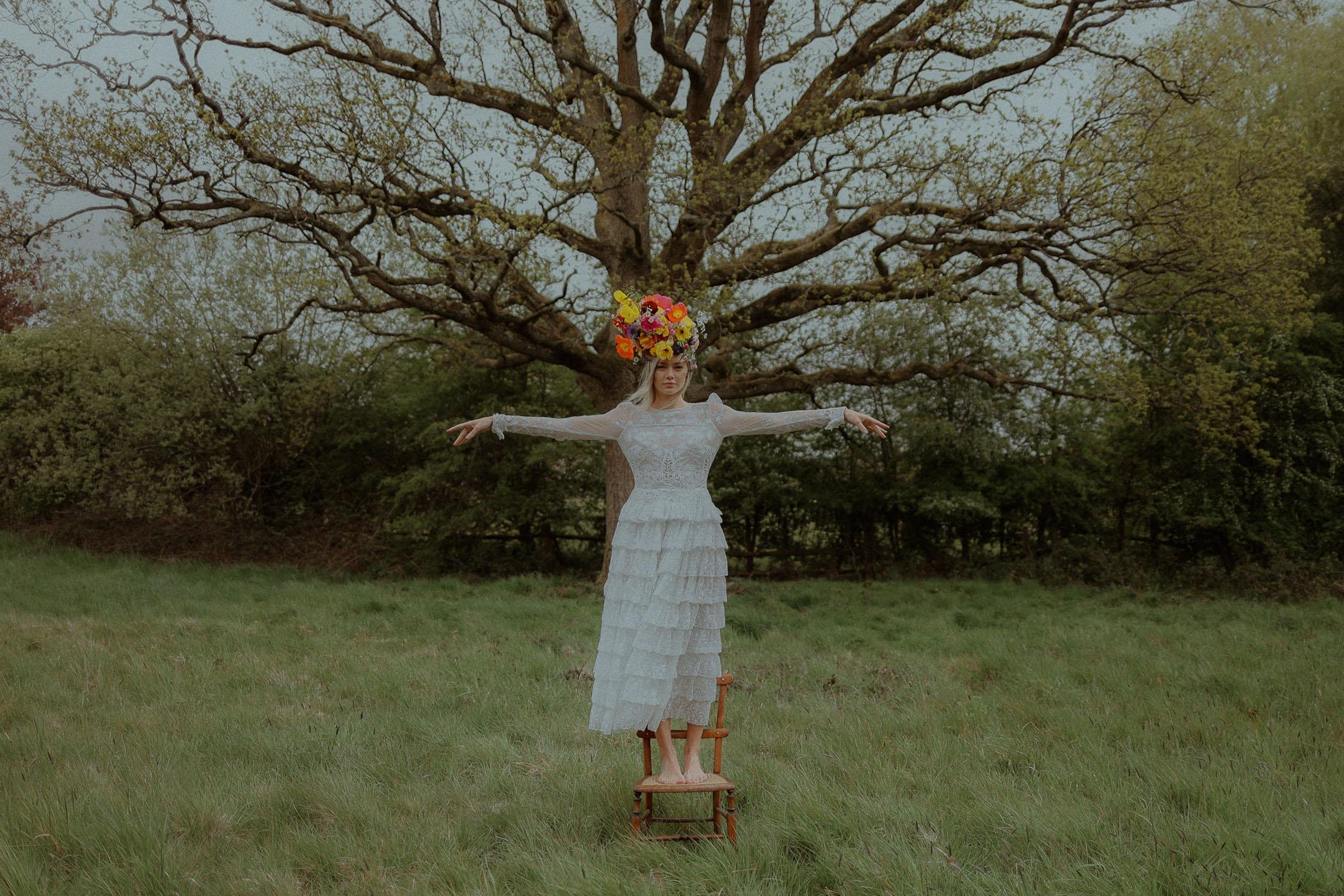 Midsommar Wedding Inspiration