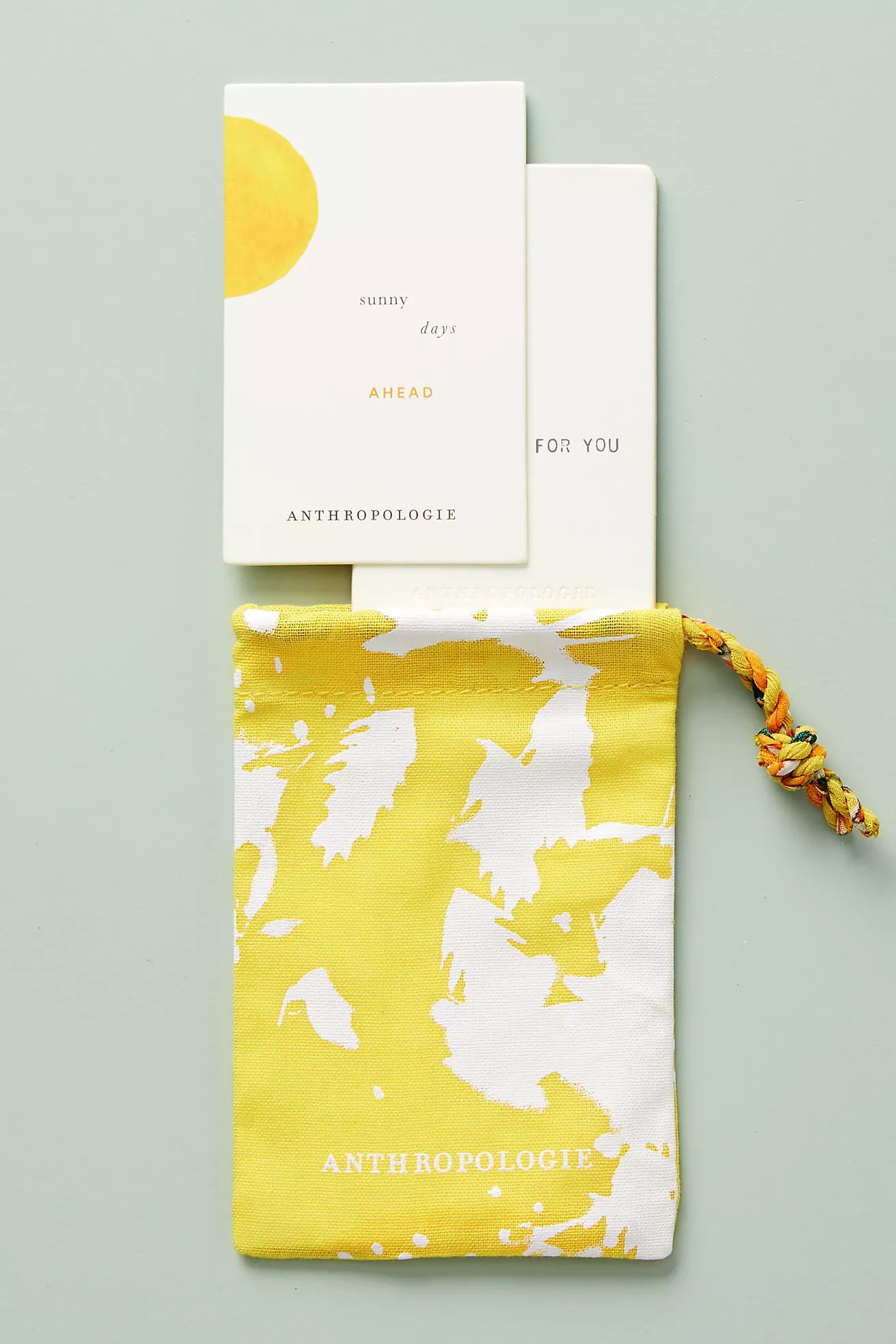 Anthropologie bridesmaid gift cards