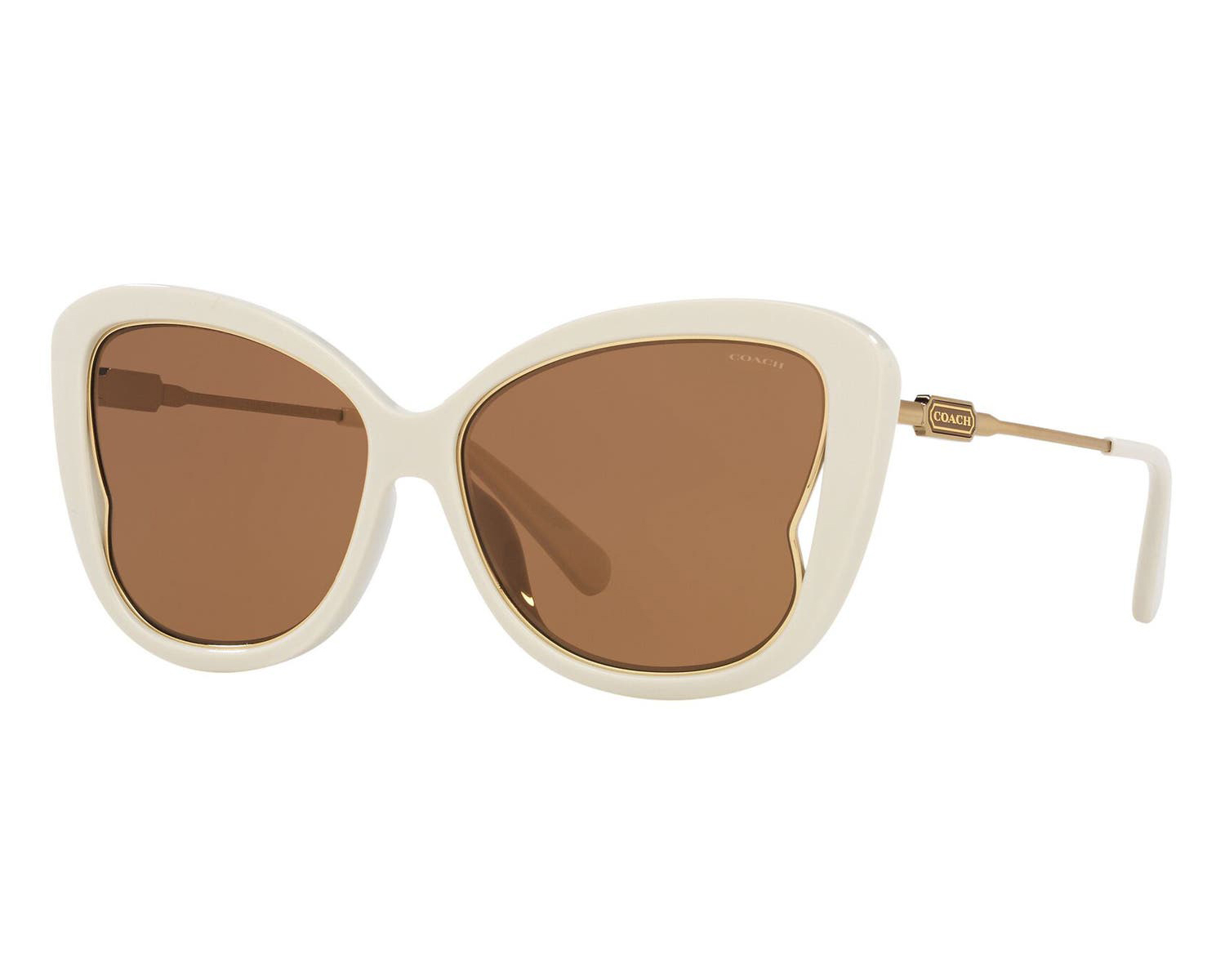 Butterfly Sunglasses for brides COACH