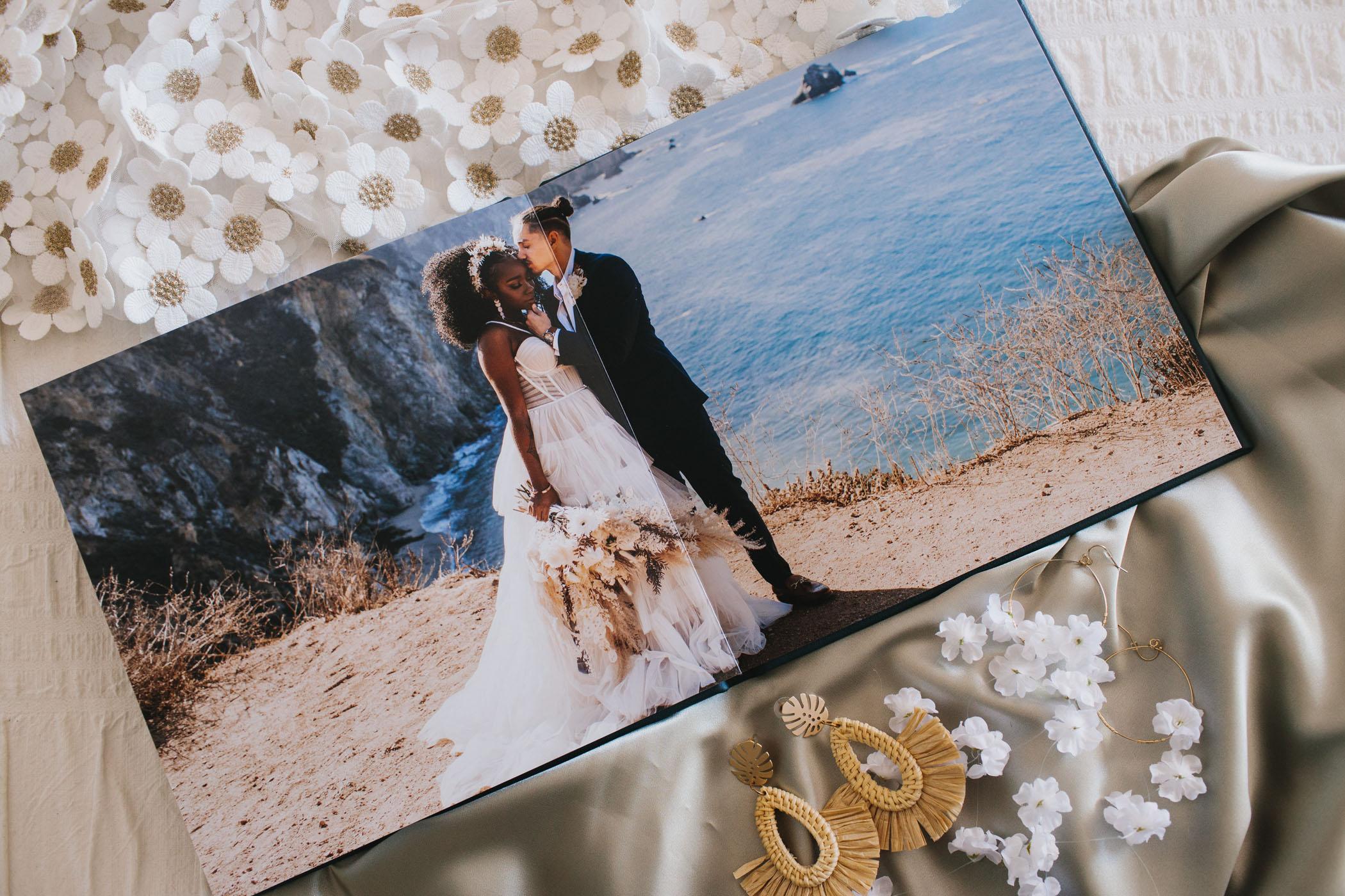 Mpix Custom Wedding Album