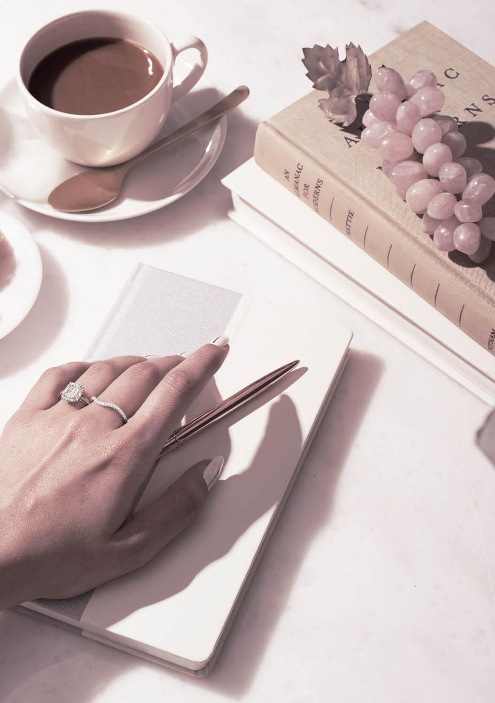 LovBe Diamonds lab grown diamond rings for the bride