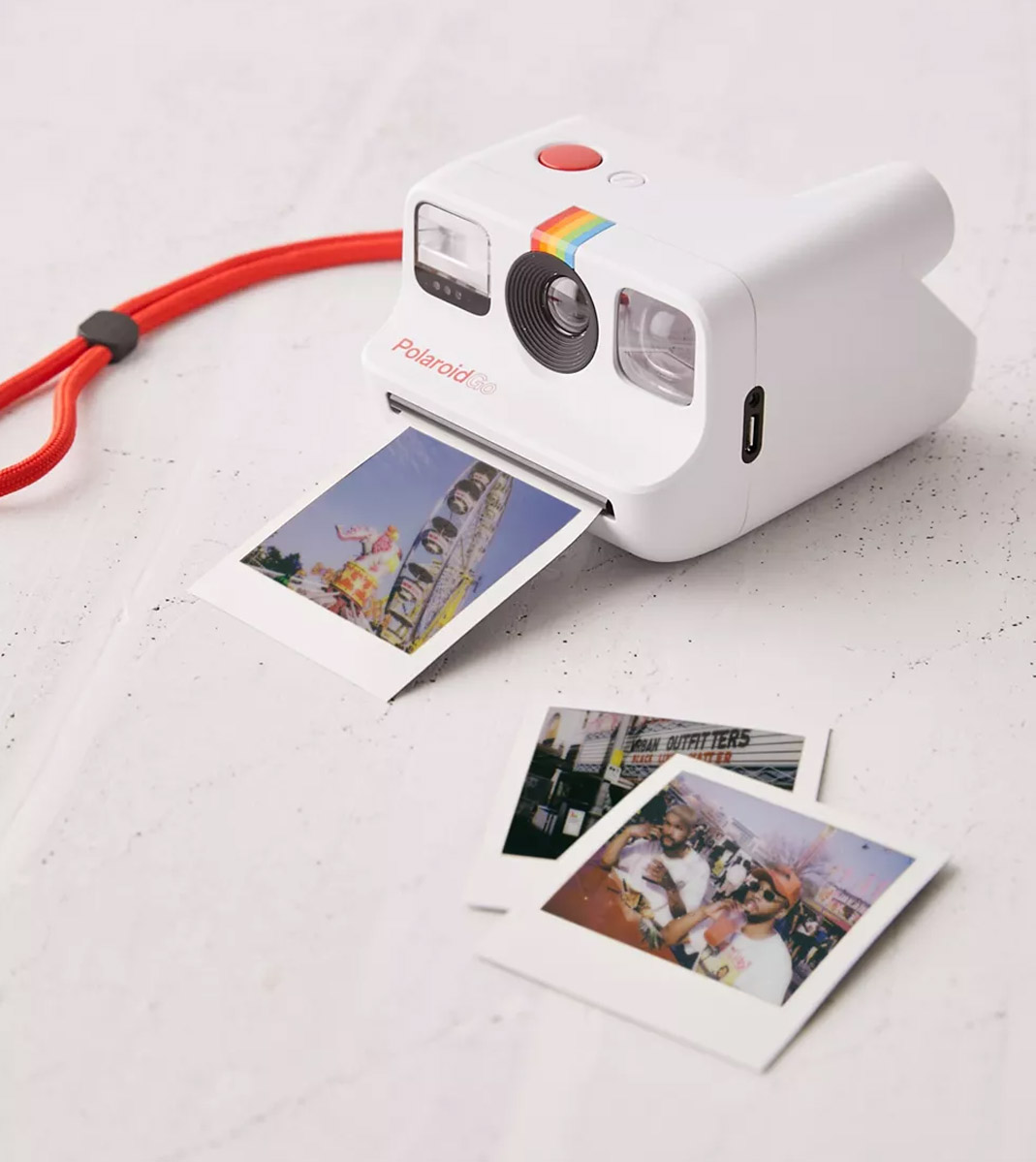Polaroid instant go camera gift for Dad