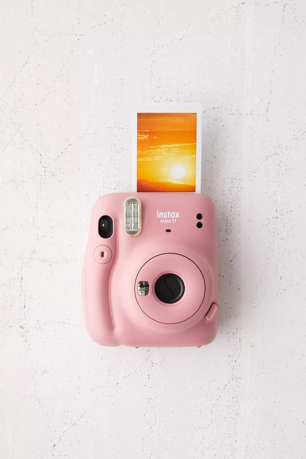 Instax mini Polaroid camera bridesmaids gifts idea