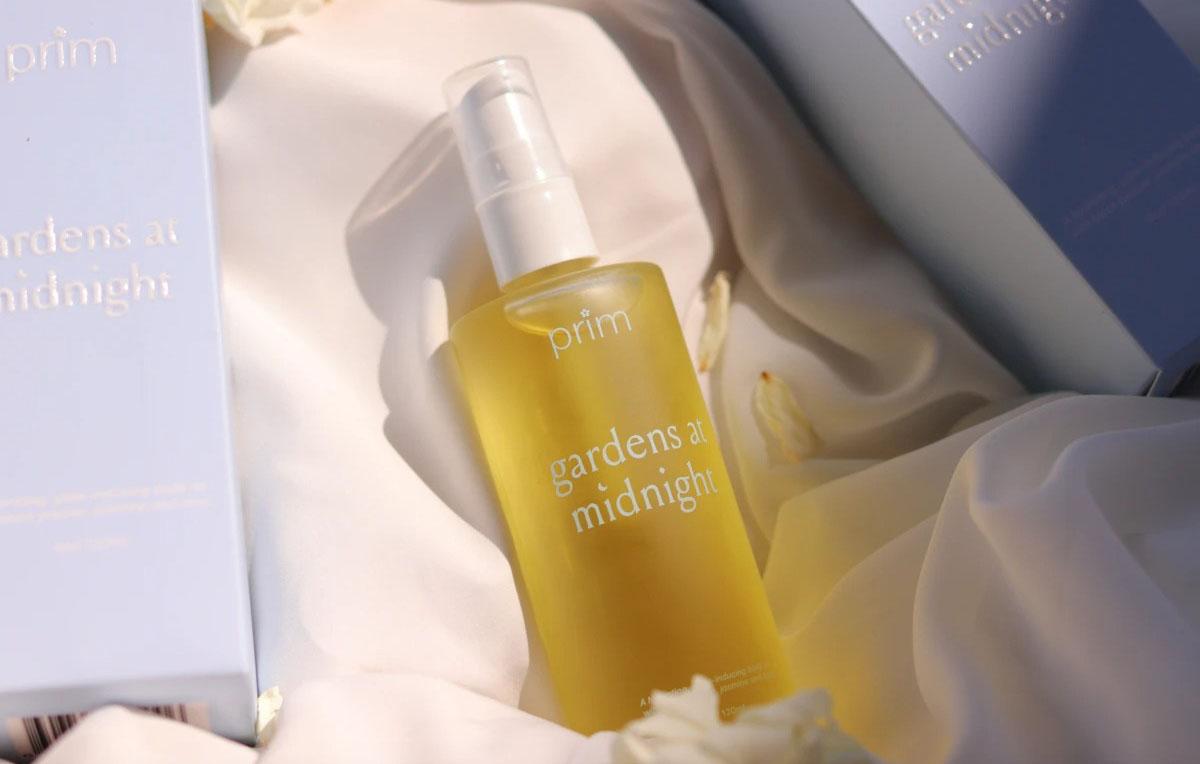 luxurious body oil bridesmaids gift