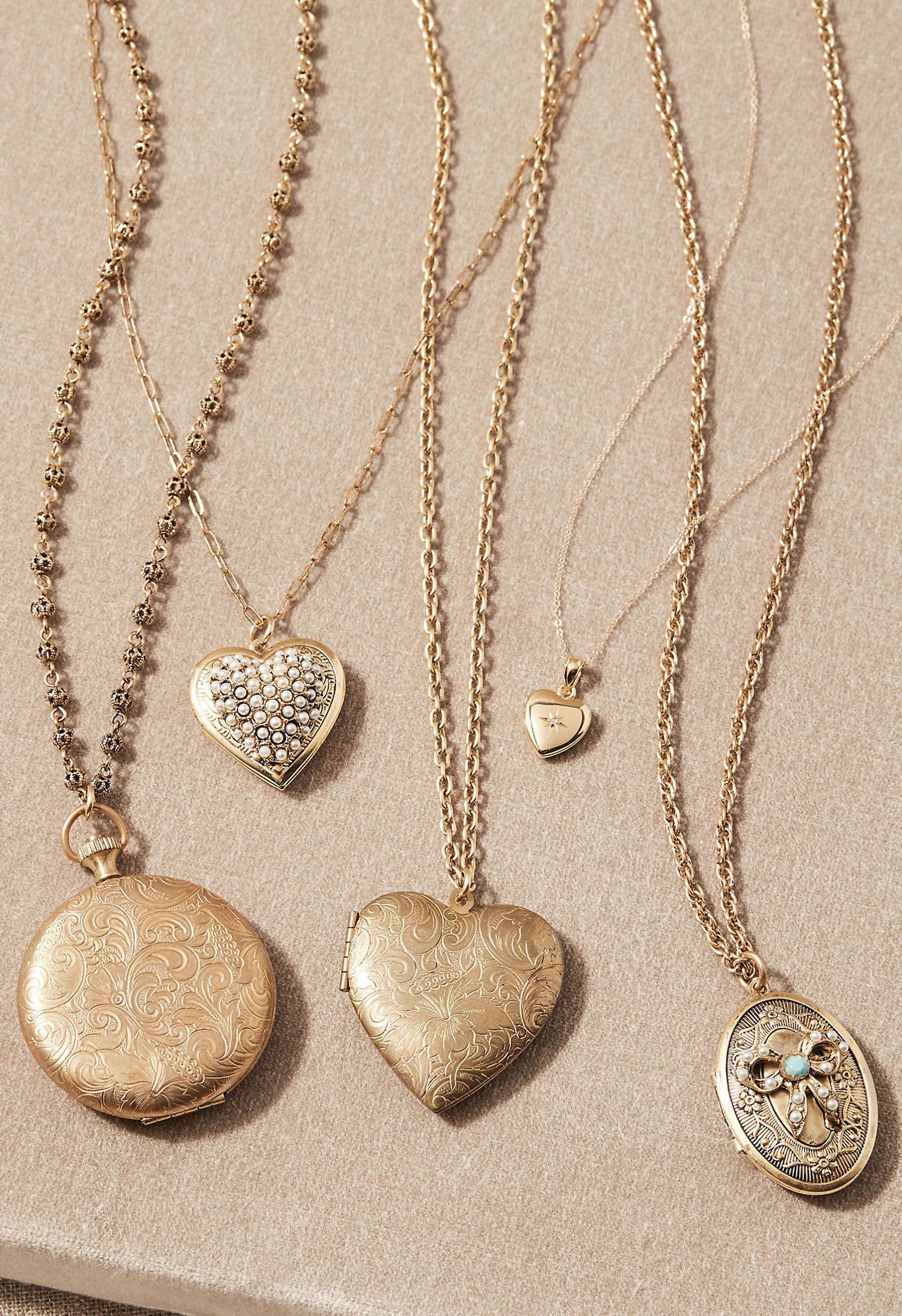 locket necklace bridesmaid jewelry bridal party gift idea