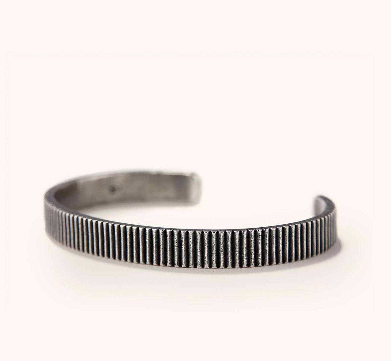 Ribbed Cuff Bracelet from Mejuri