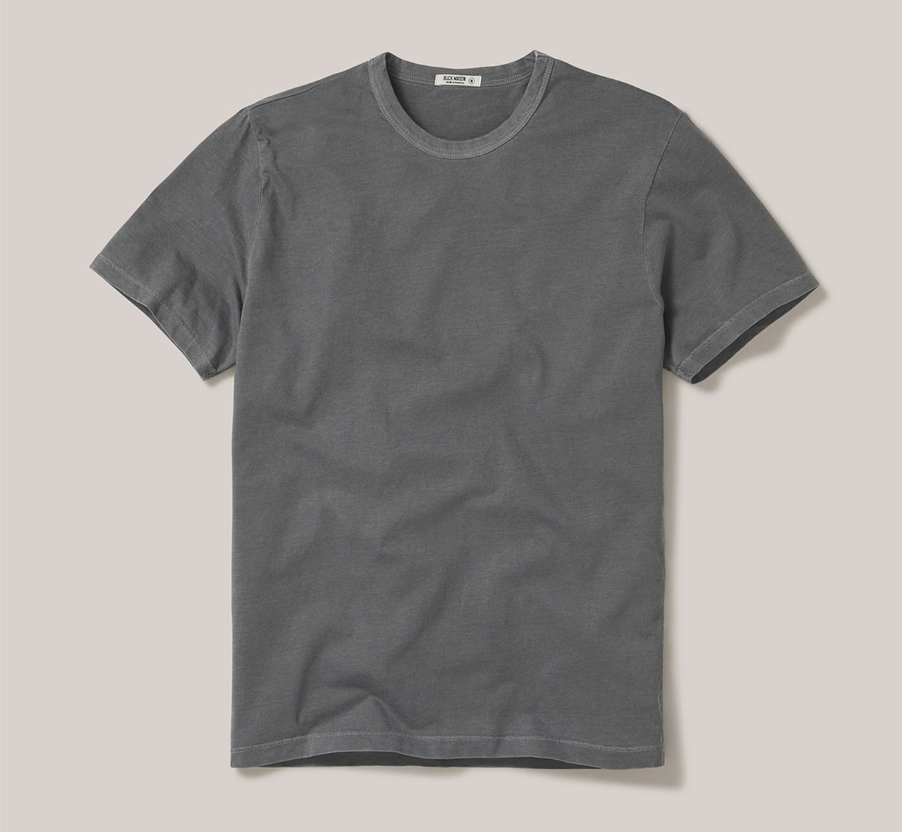 pima tee from buck mason as a gift for dad