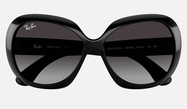 ray ban JACKIE OHH II bridal sunglasses