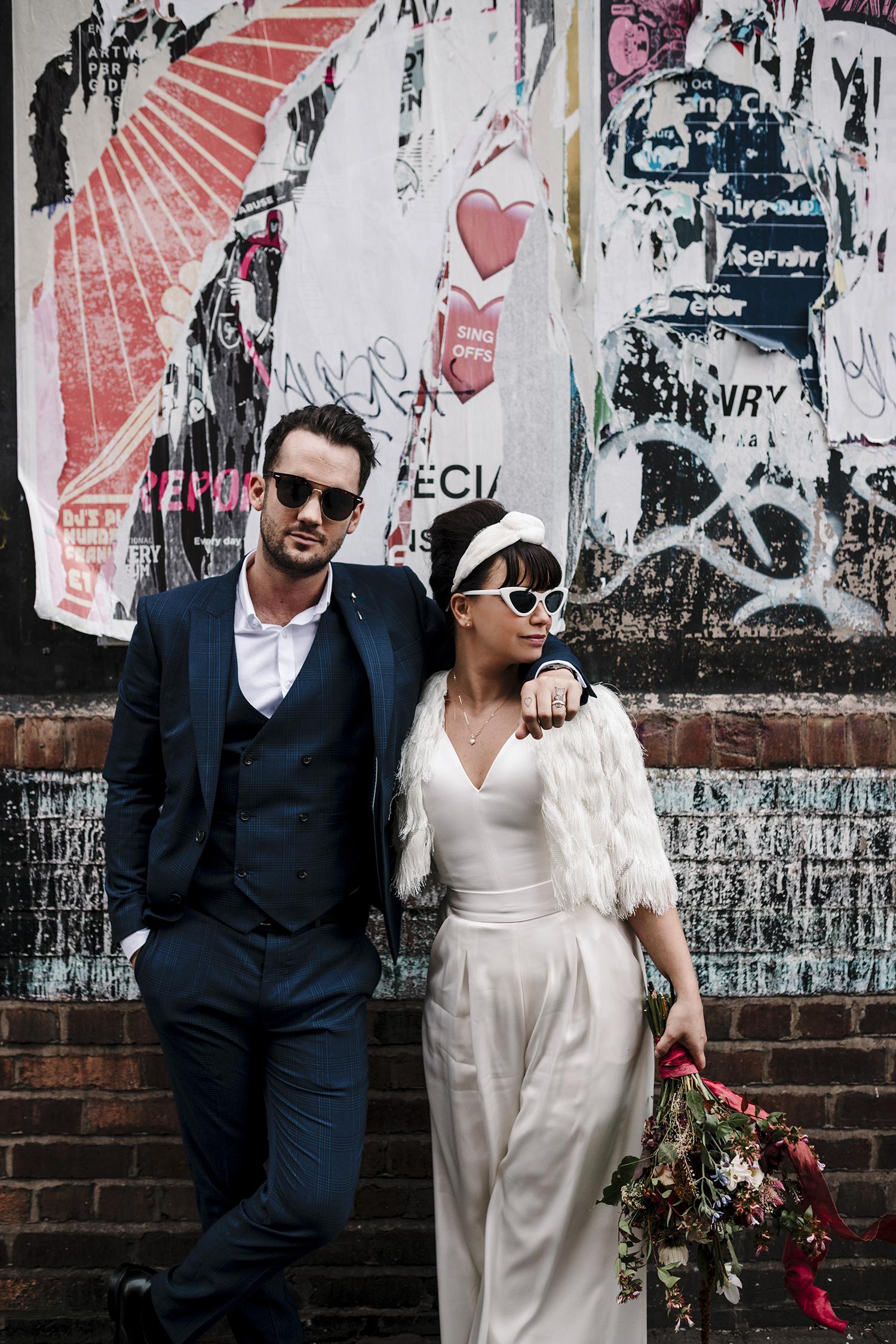 vintage bridal sunglasses