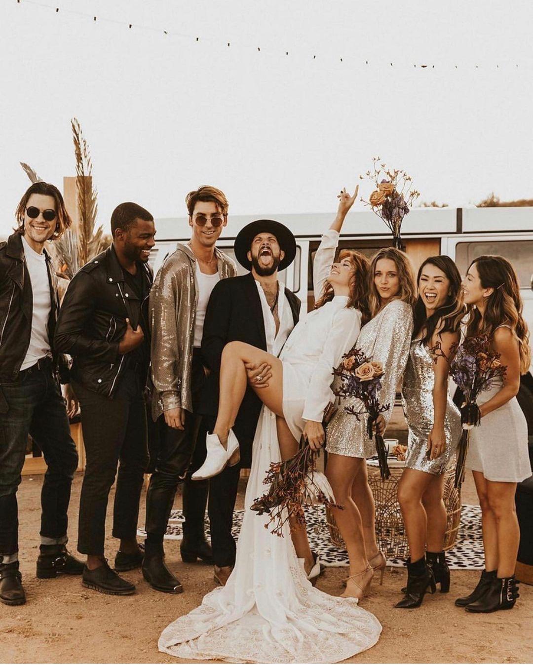 covid-wedding-ideas-wedding-party