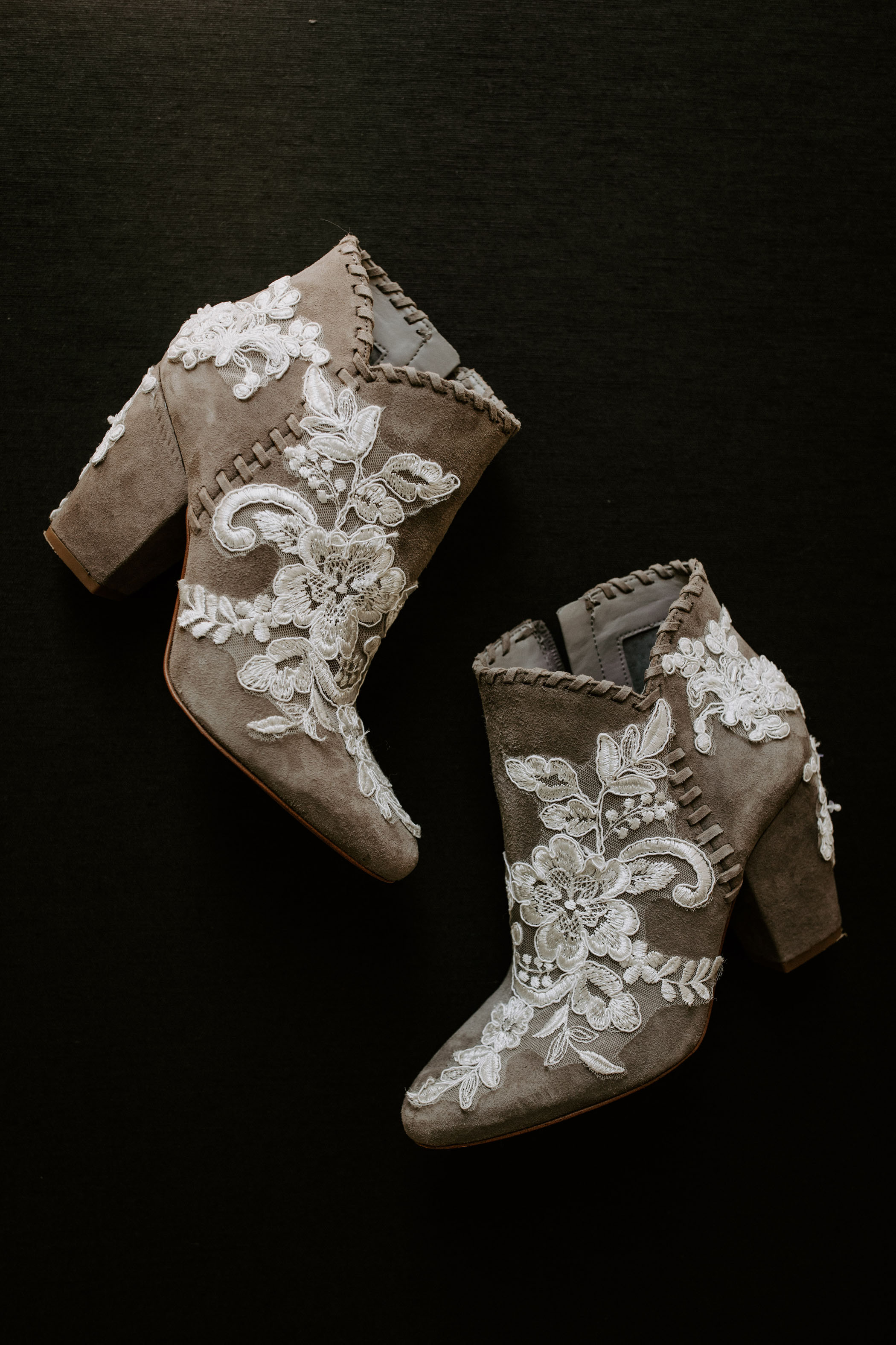lace-booties