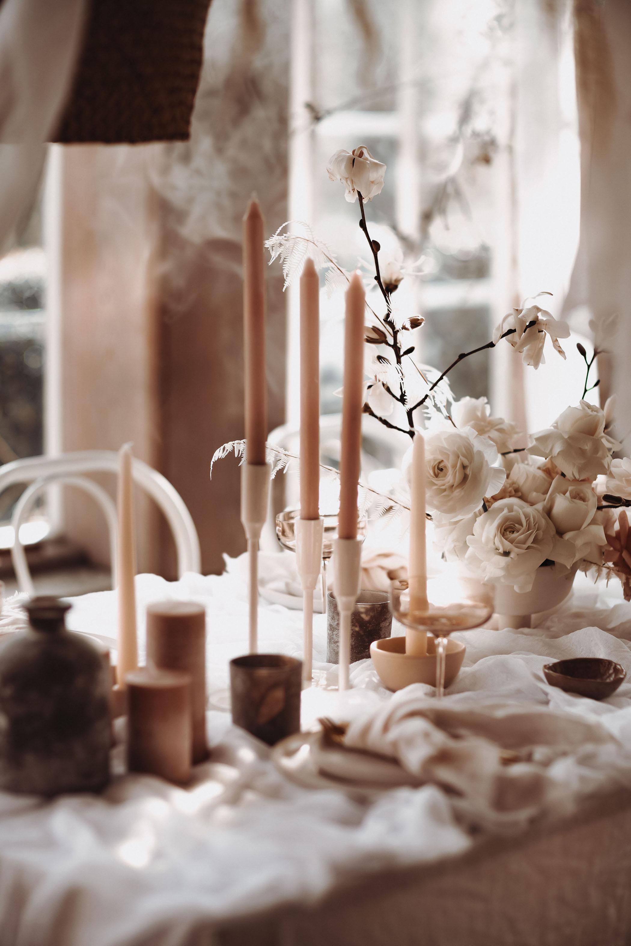 Boho Whimsical Wedding Inspiration