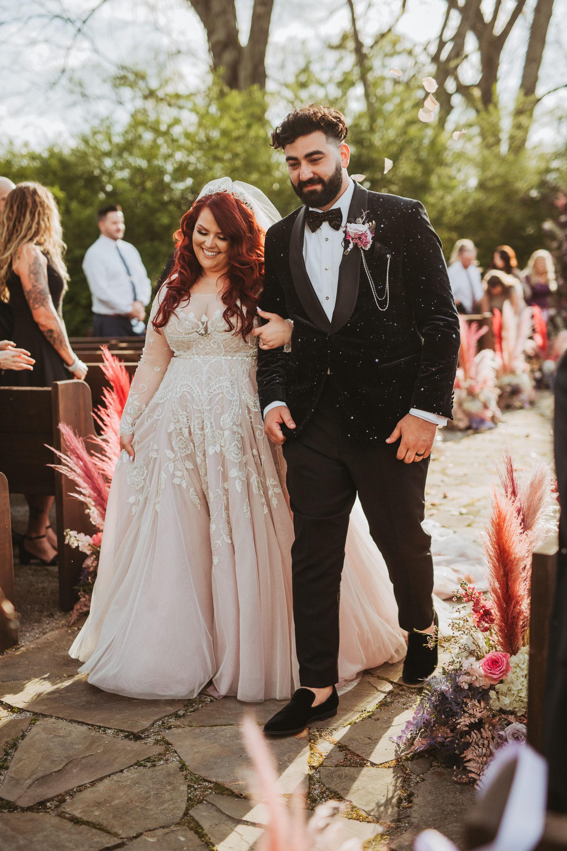 Garden Disco Wedding