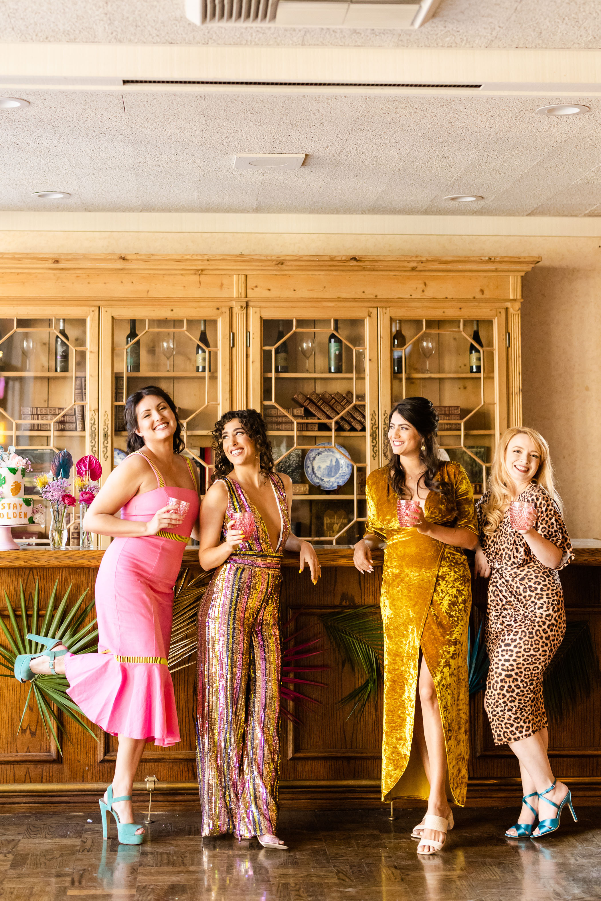 Golden Girls Bachelorette Party