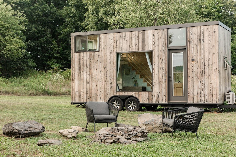 tiny home honeymoon rental