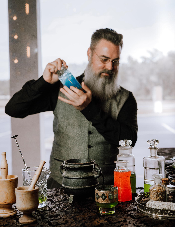 potion making cocktails