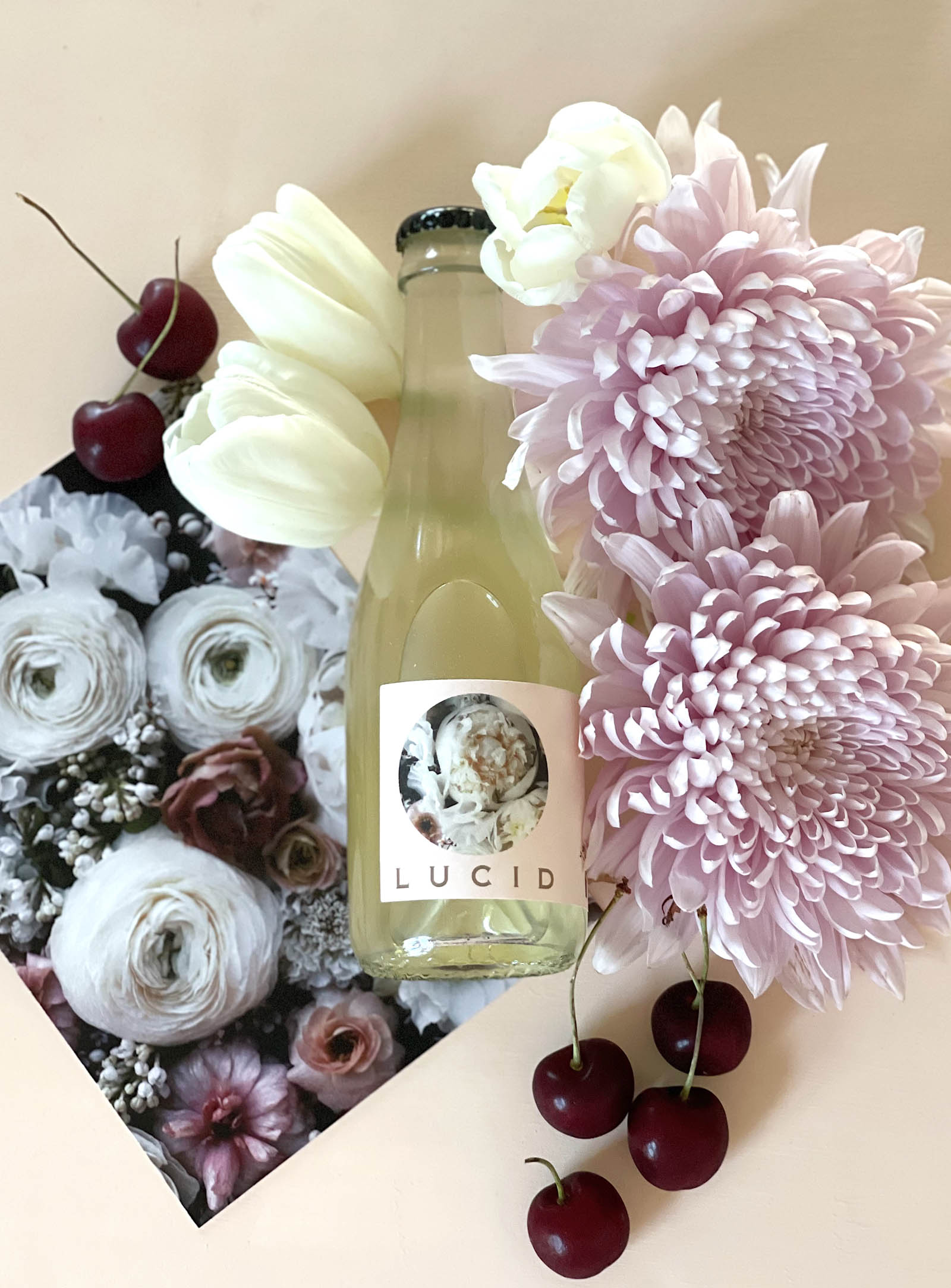 Organic Sparkling White Wine Tasting Kit