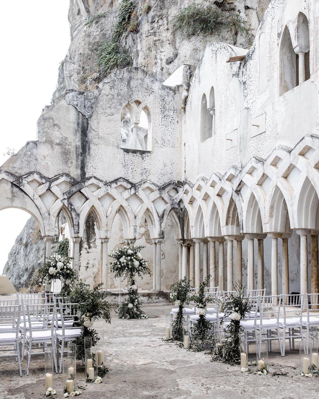 amalfi wedding venue