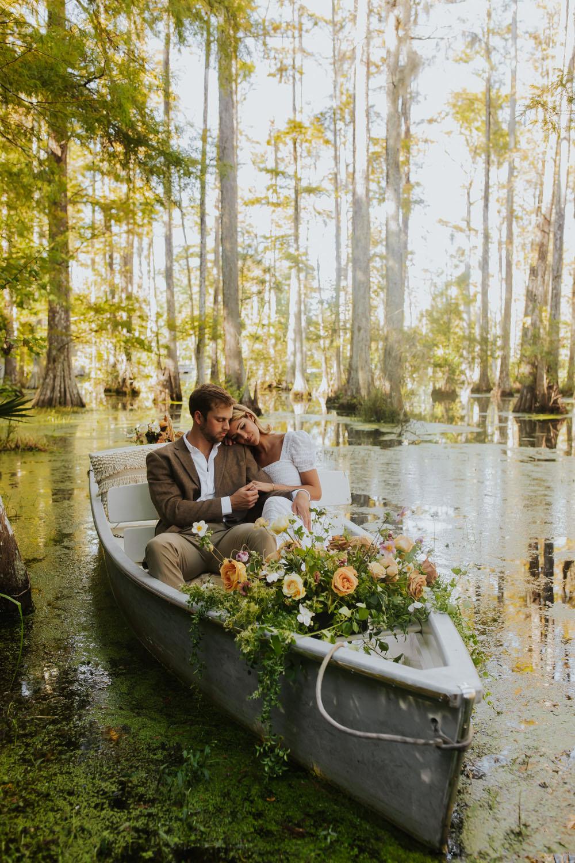 Charleston South Carolina honeymoon destination