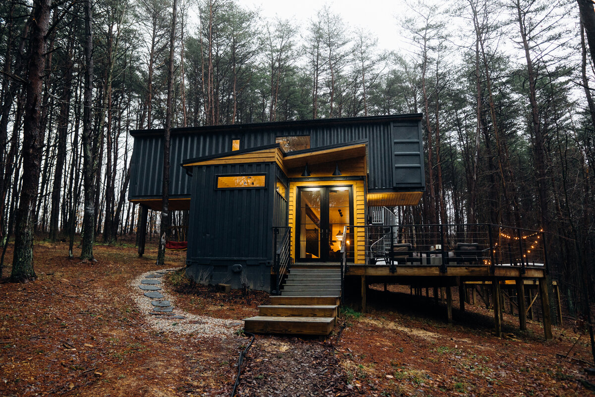 box hop airbnb cabin