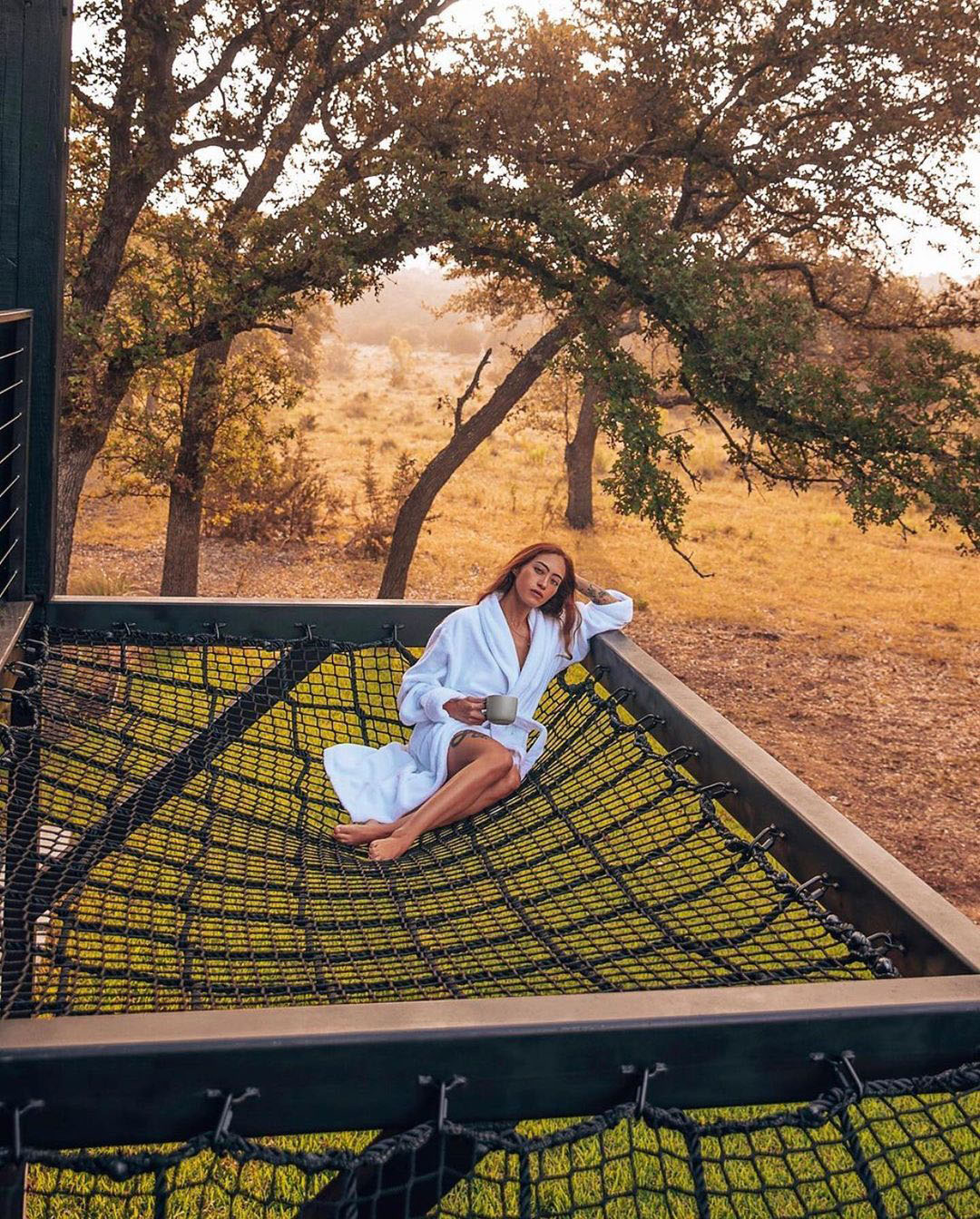 hill country hammock house texas airbnb