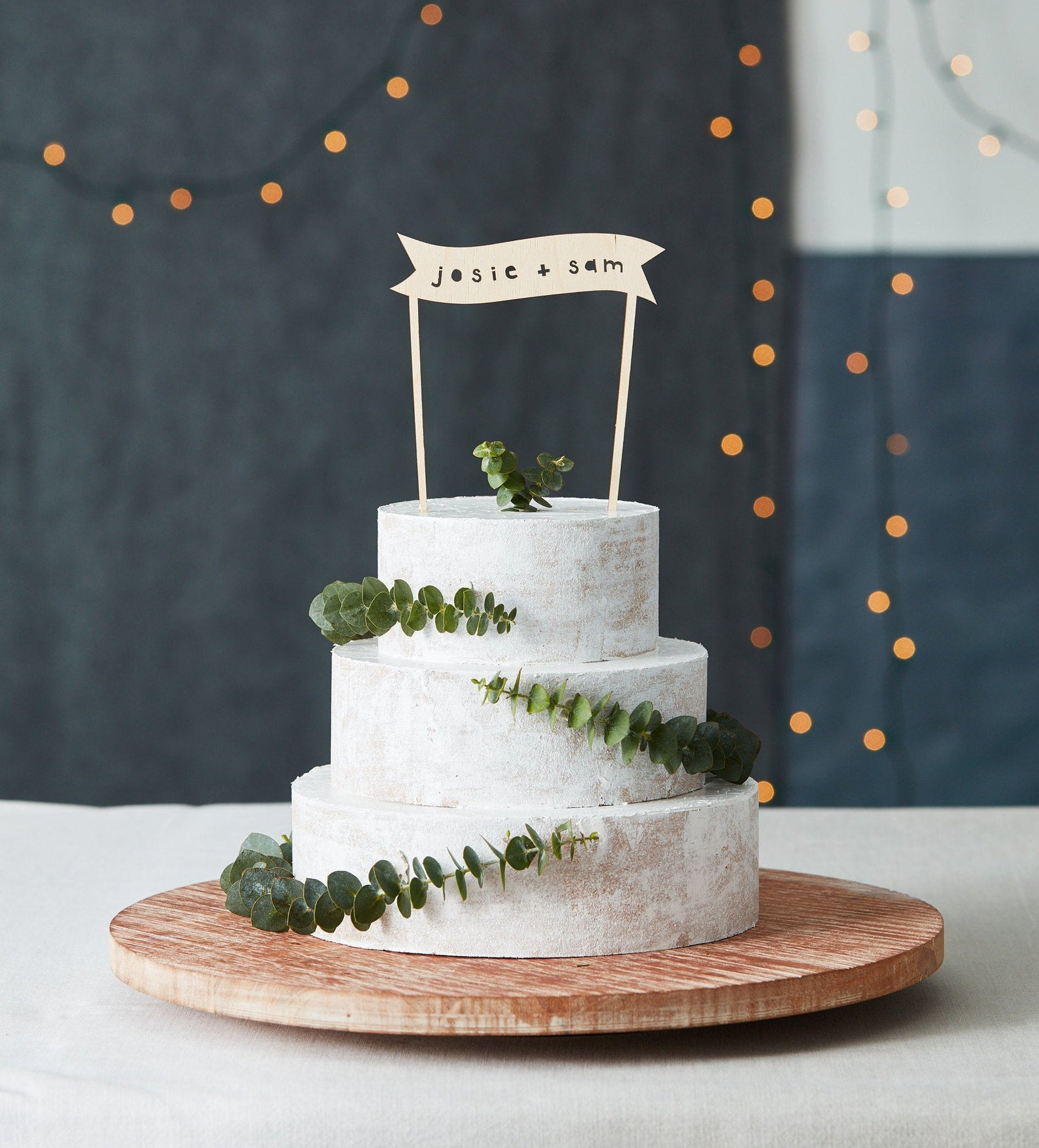 unique wedding cake toppers names