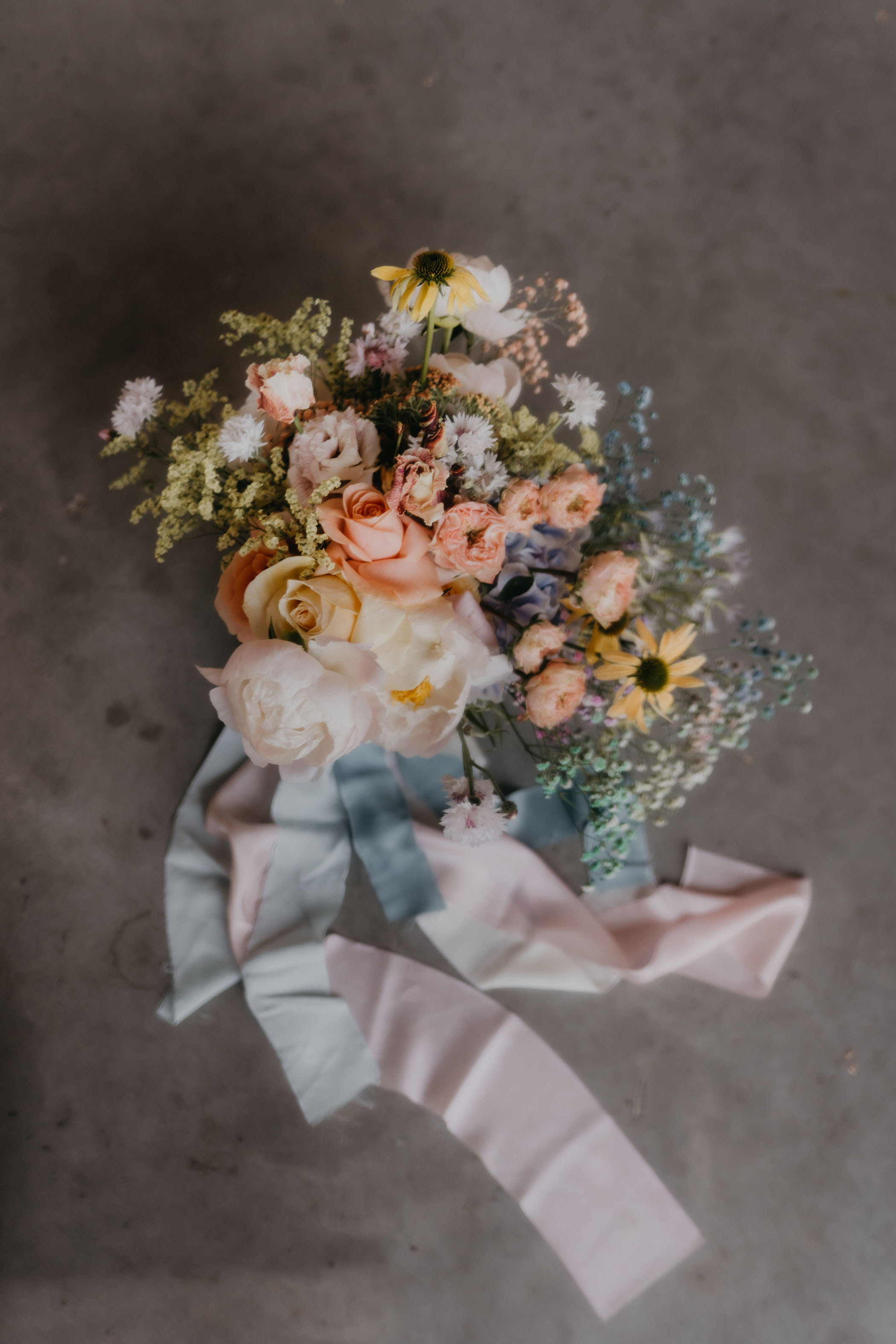 Colorful Floral Wedding Inspiration