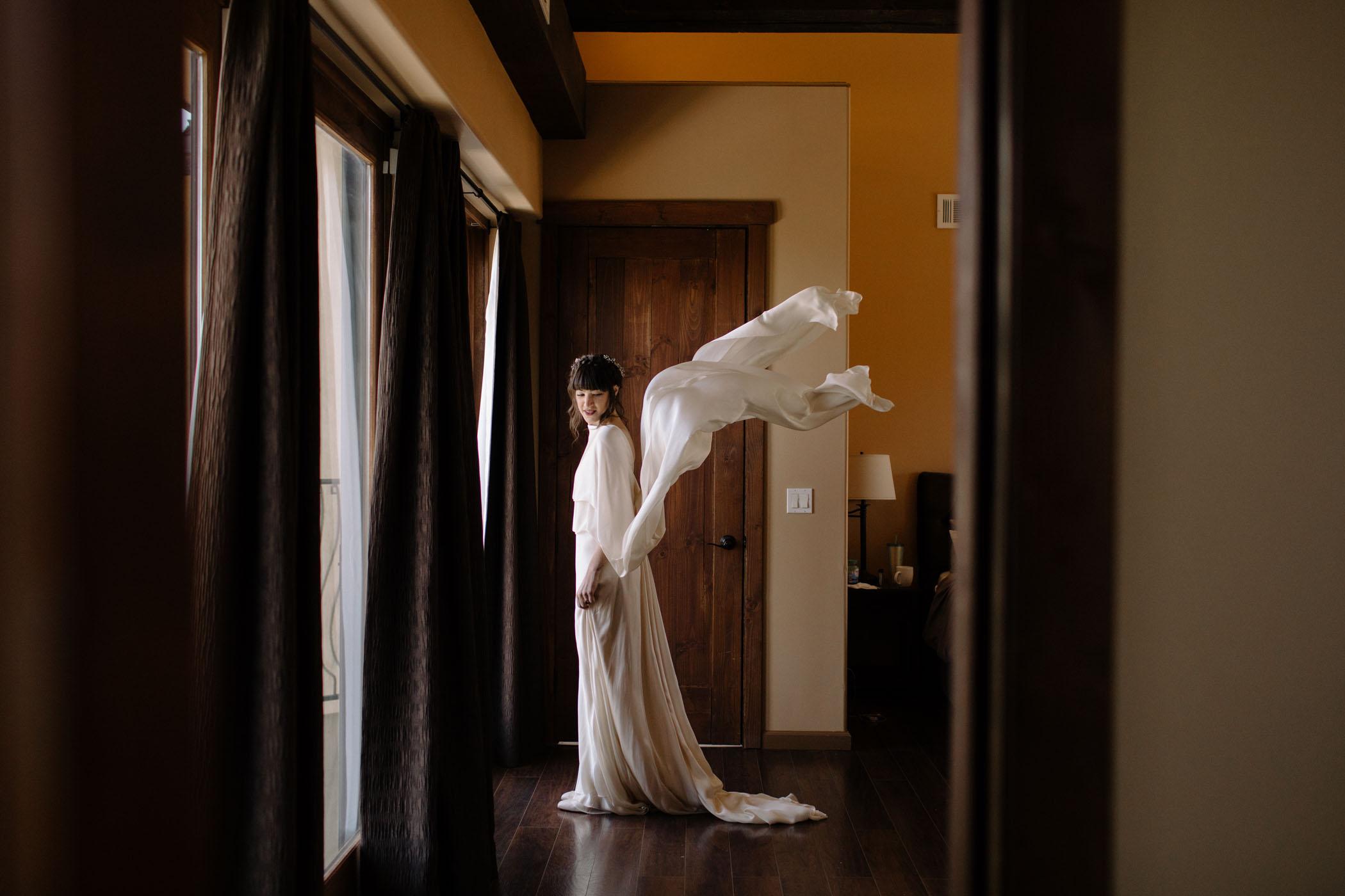 Cortana Lirio Gown