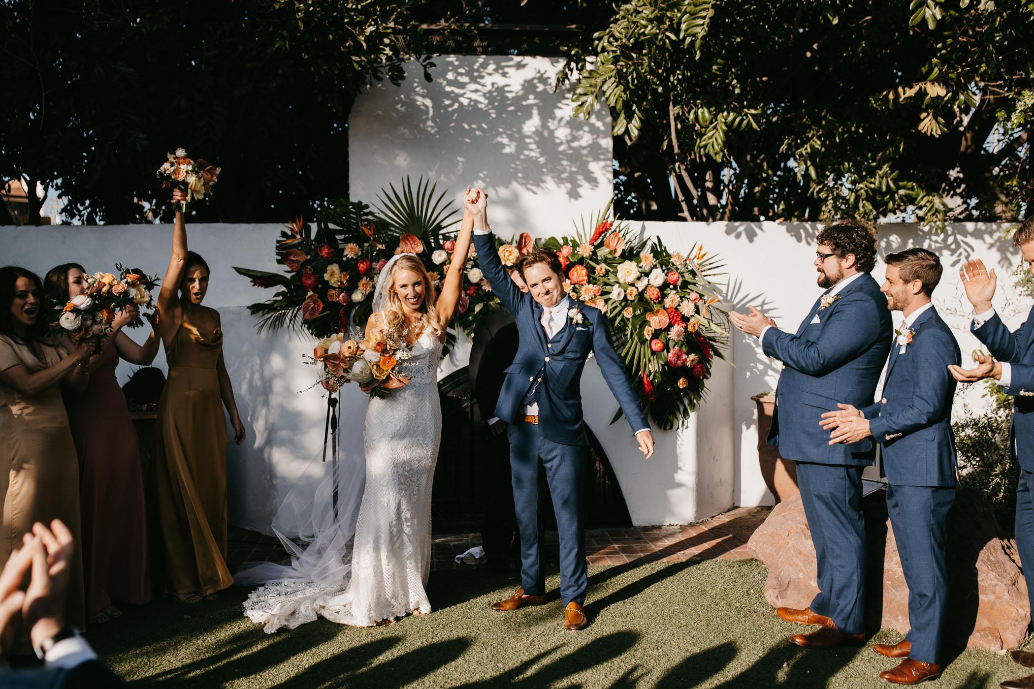 Casino San Clemente Disco Wedding
