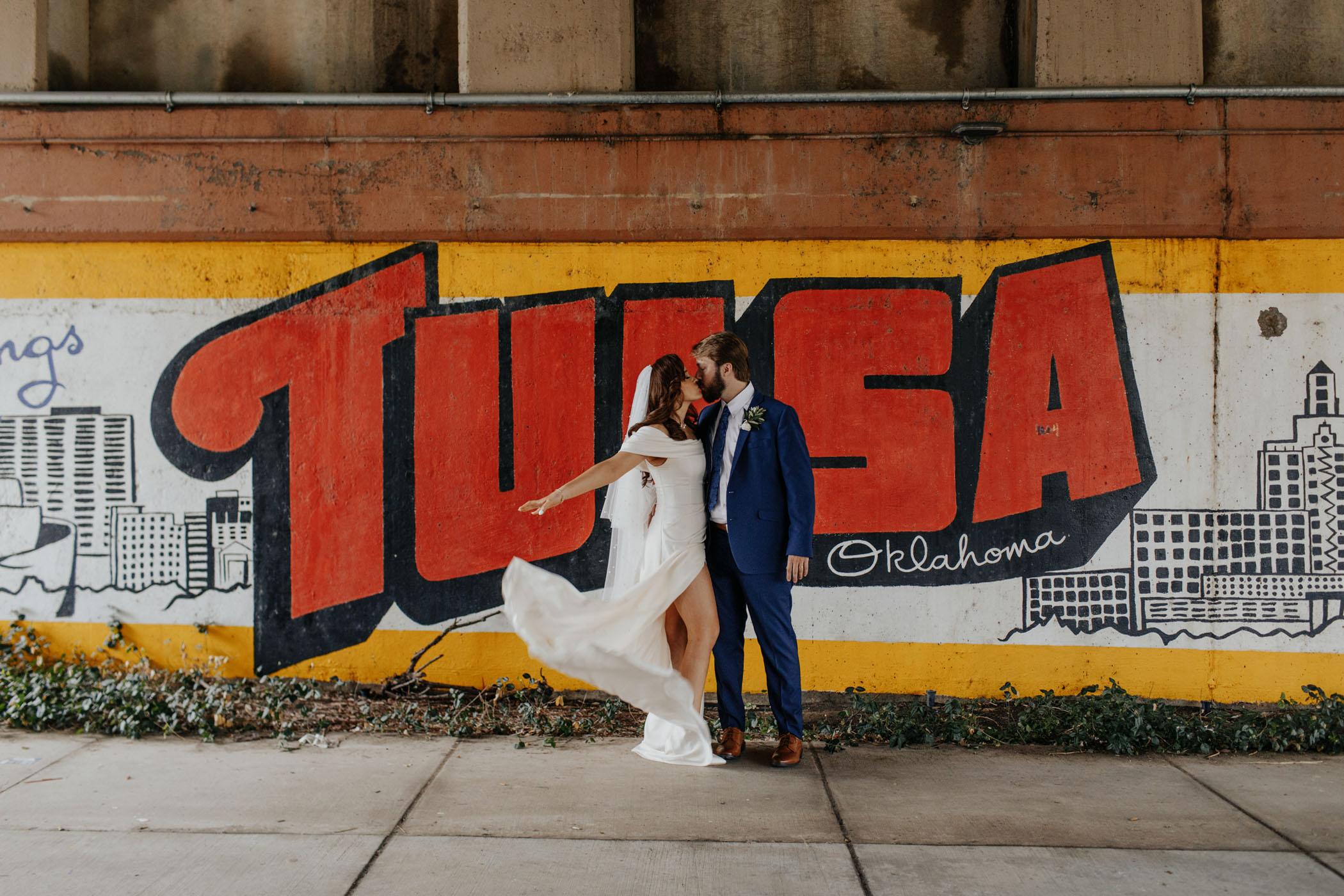 Tulsa Elopement under $2k