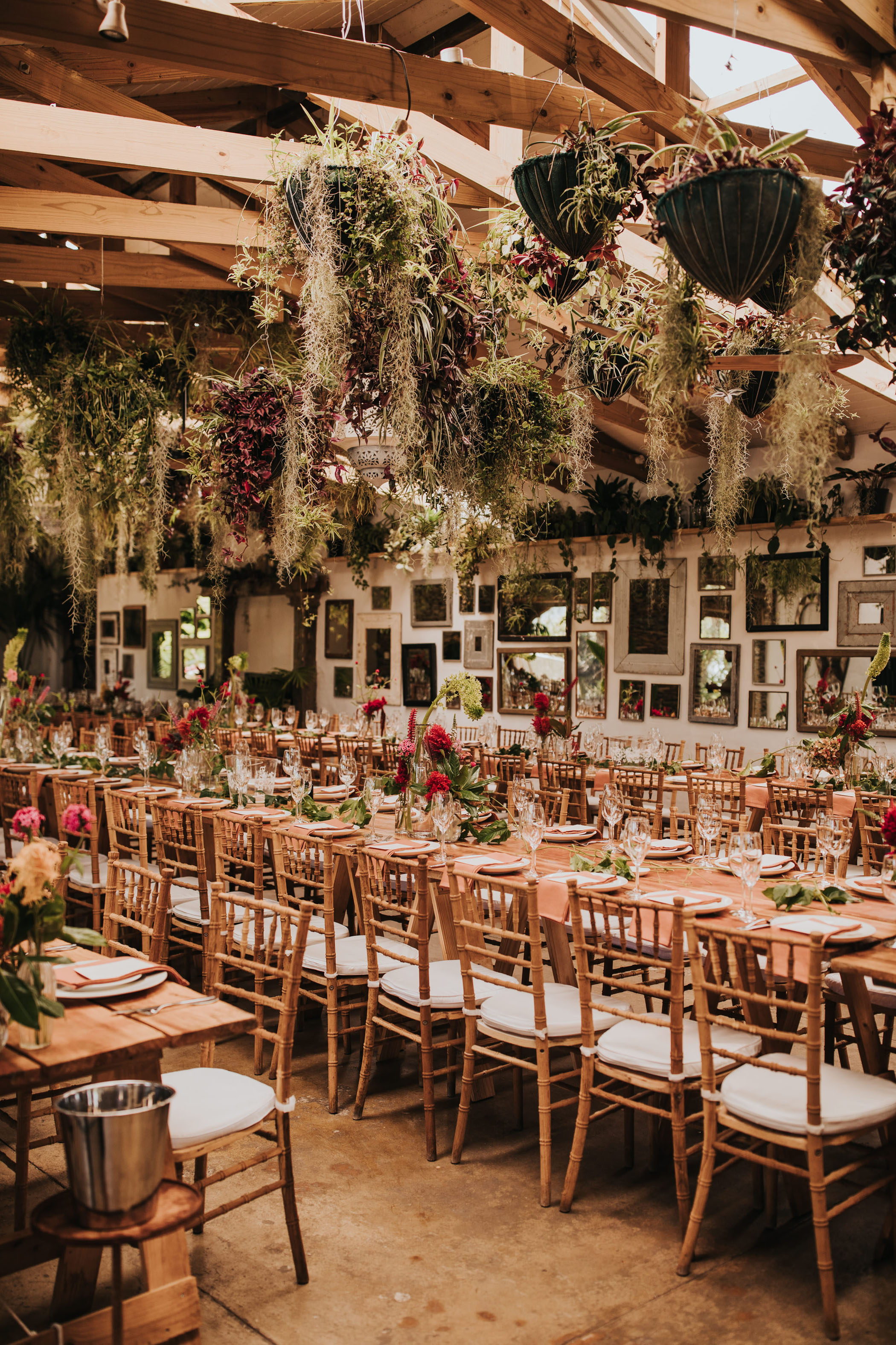 spanish moss wedding