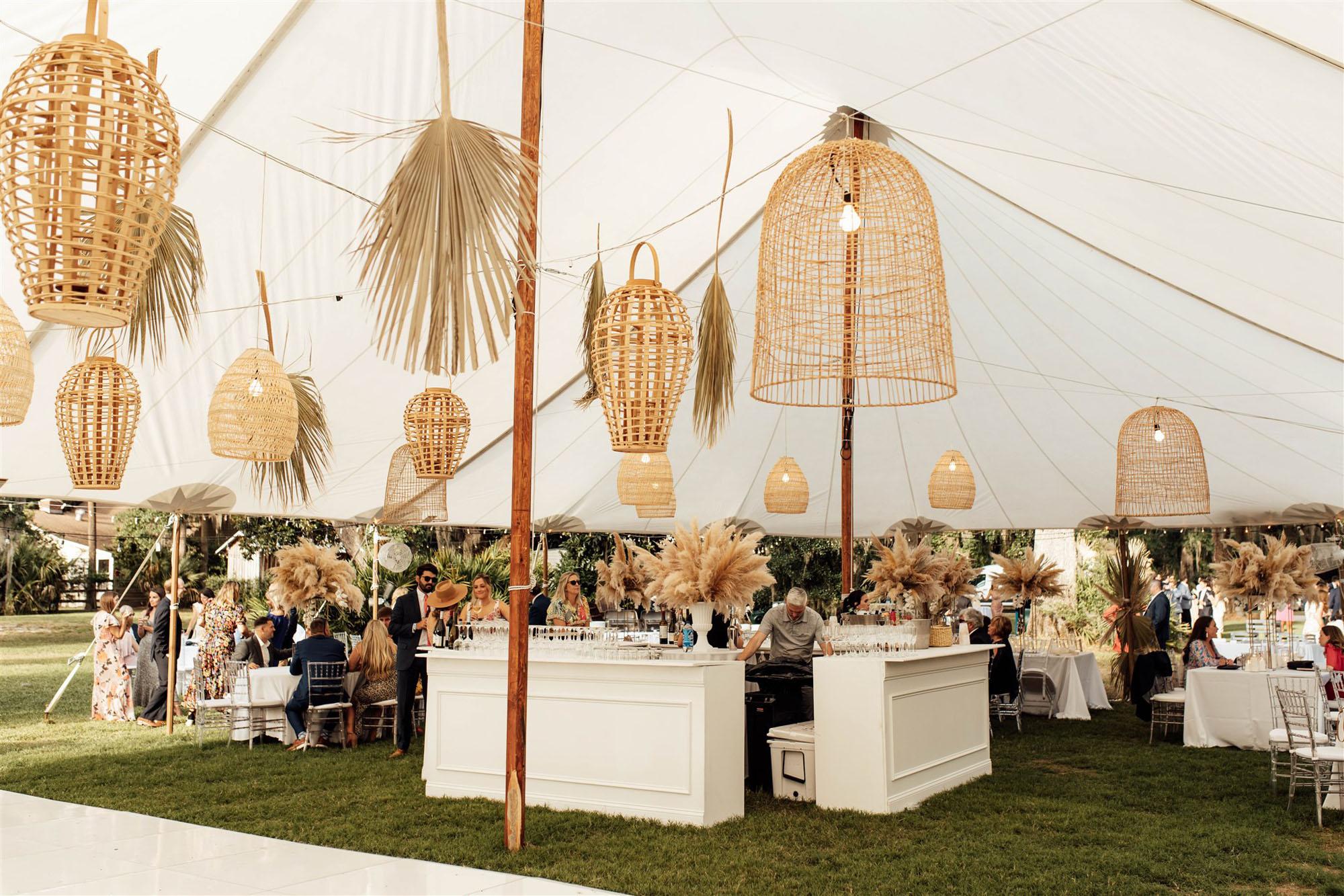 Tulum Inspired Georgia Wedding
