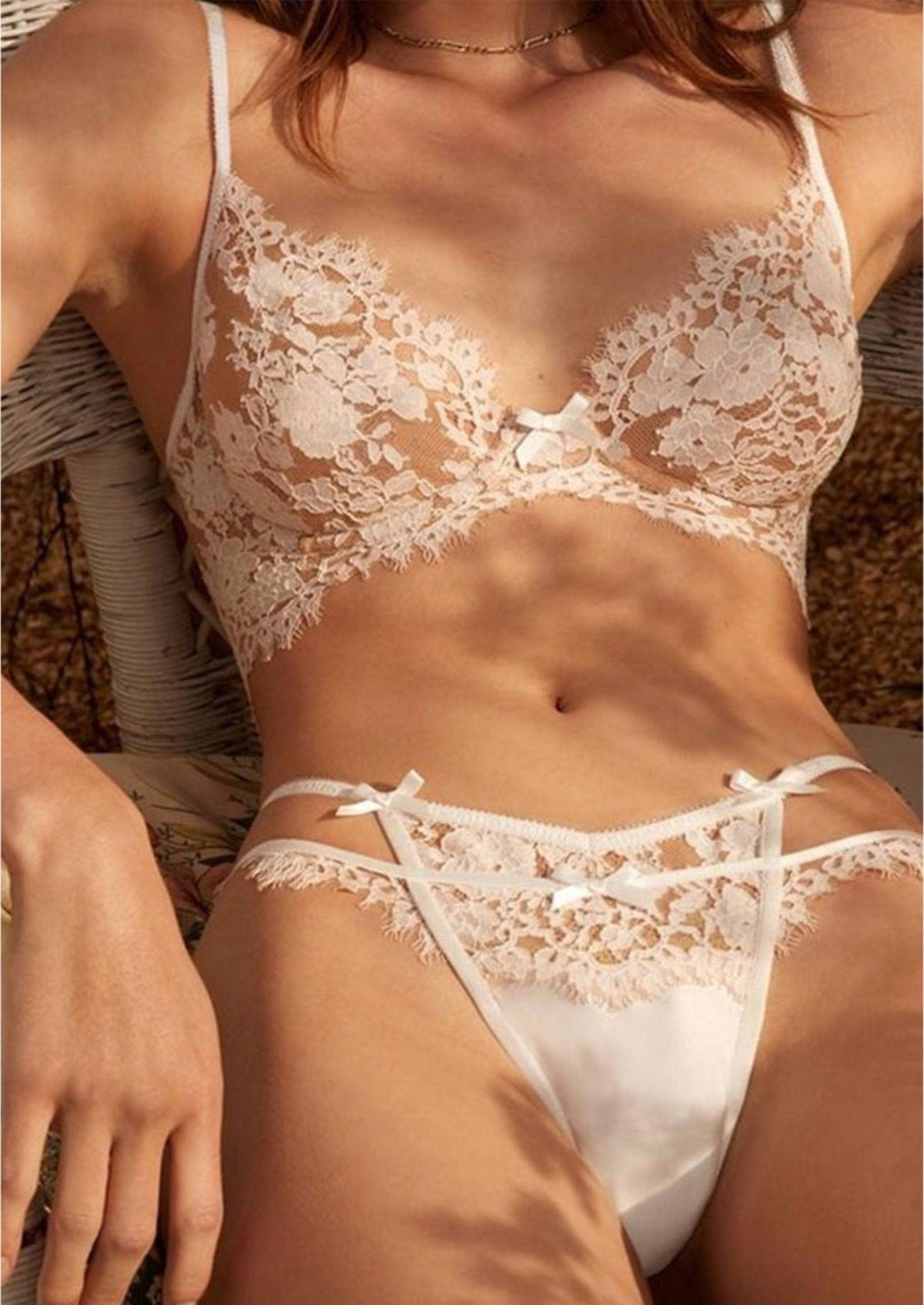 best wedding lingerie