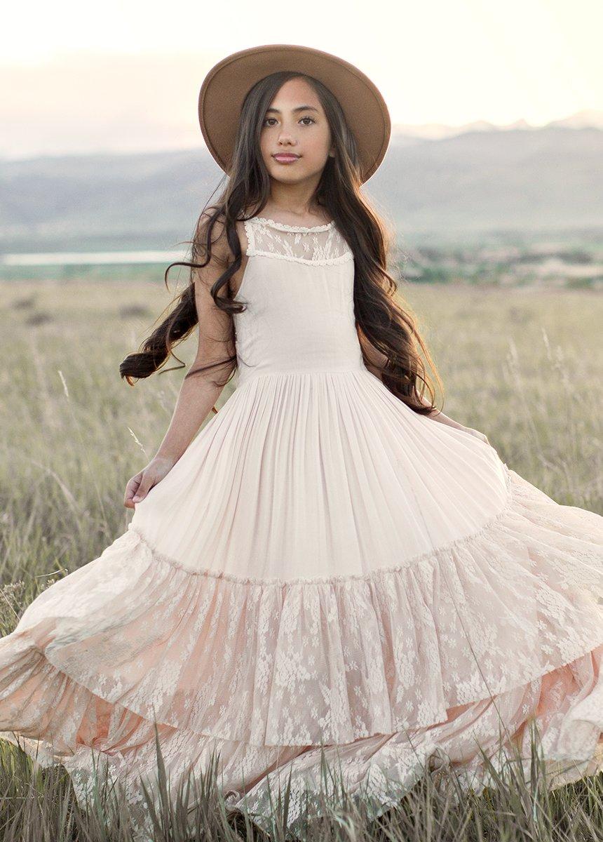 catrin flower girl dress