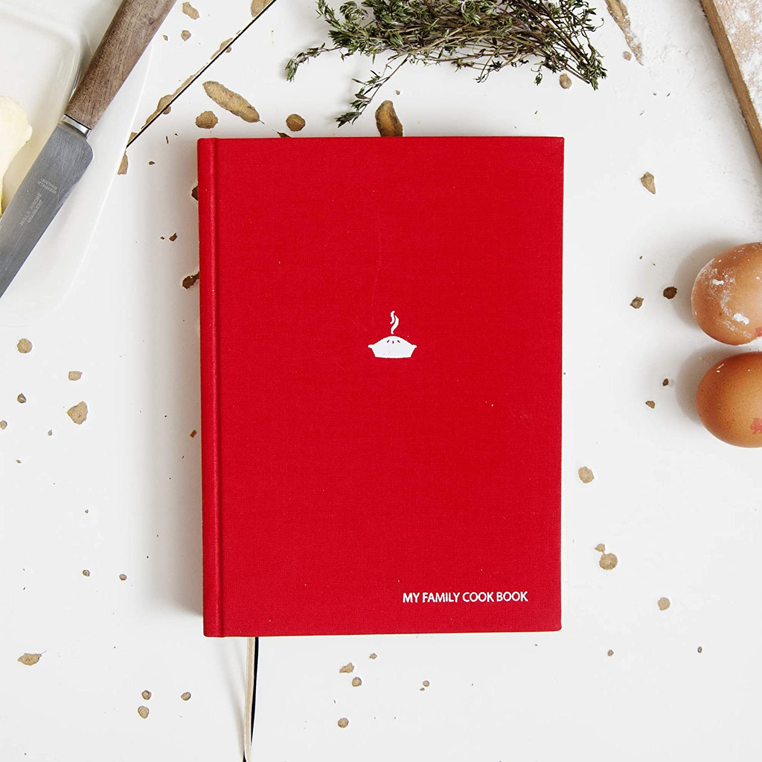 my family cookbook wedding gifts