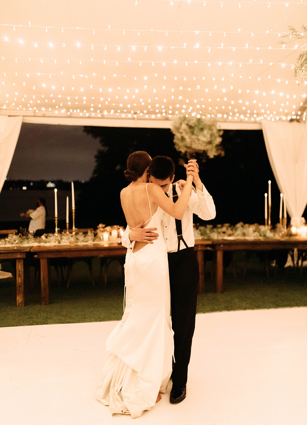 private last dance for wedding