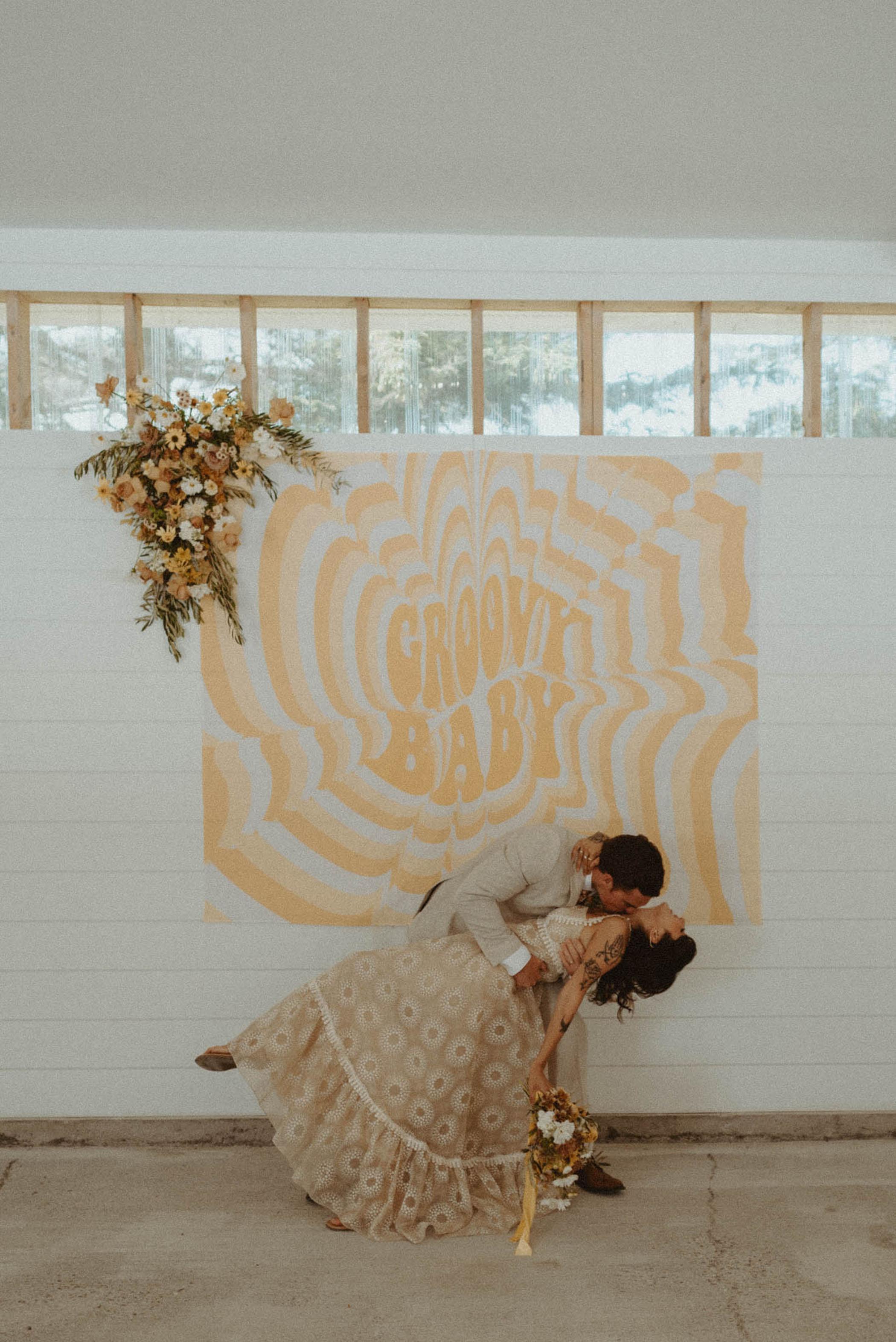 Retro Wedding Inspiration