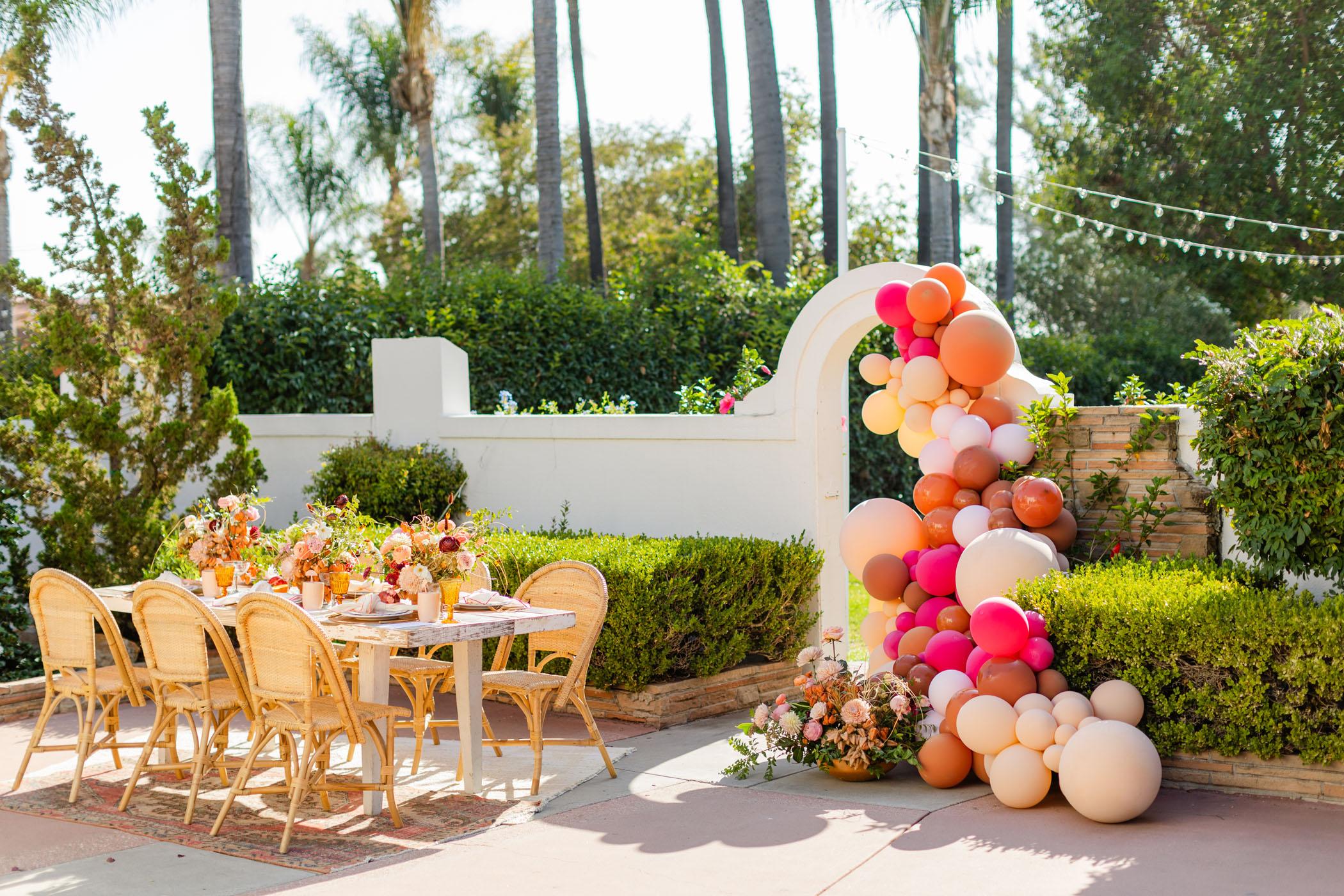 California Fall Bridal Shower Inspiration