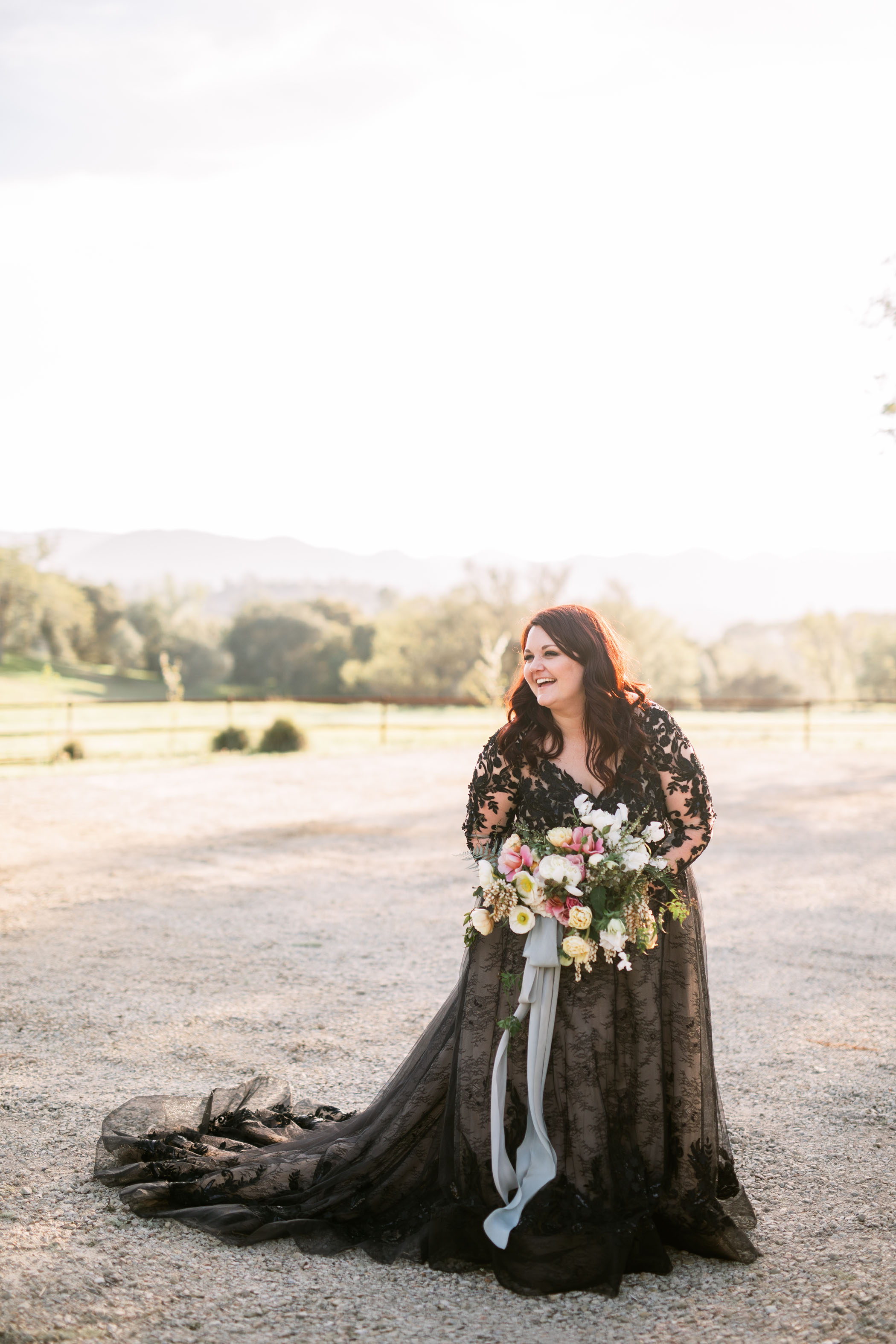 Black Wedding Dress Wedding