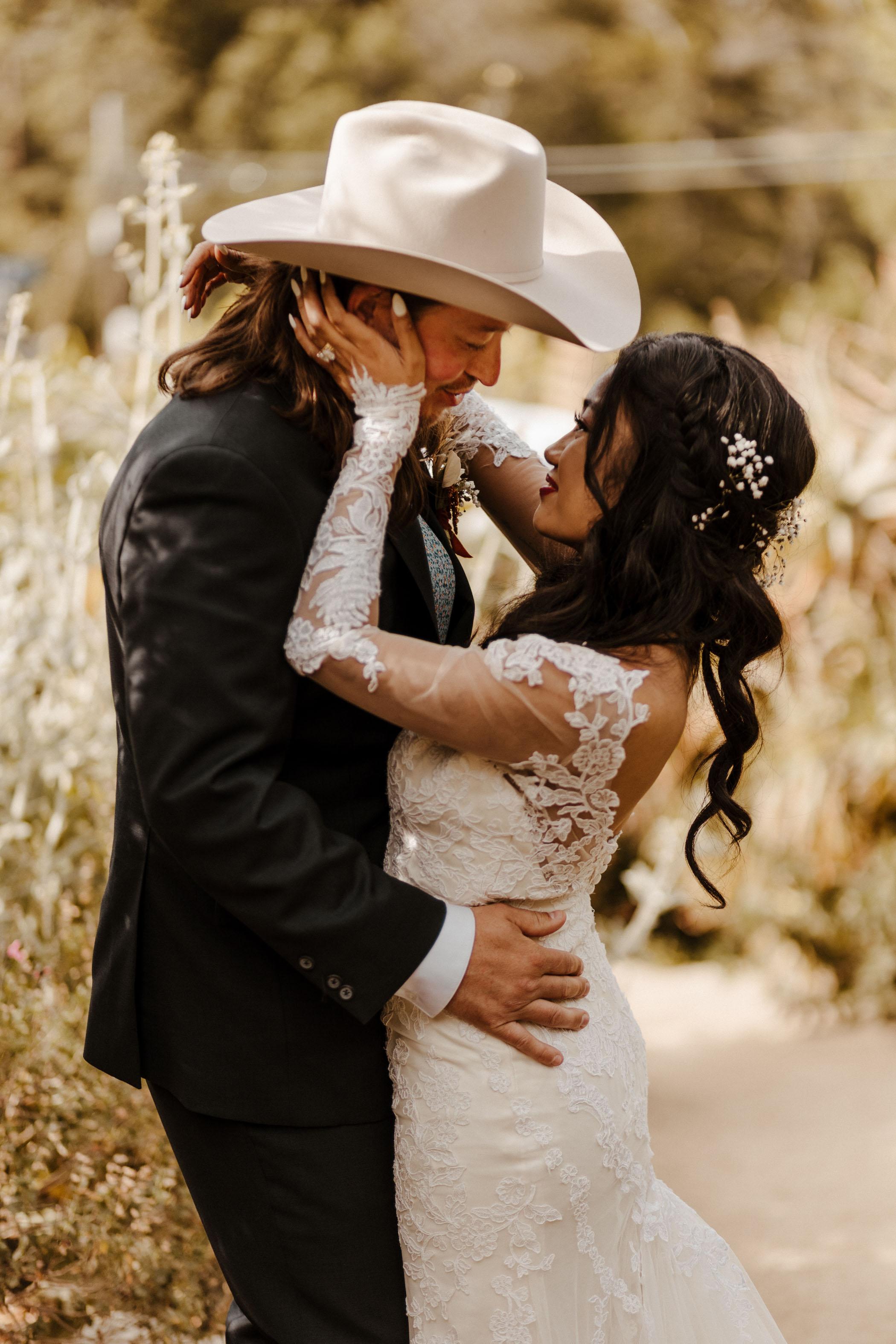 Whimsical Garden Wedding in Big Sur