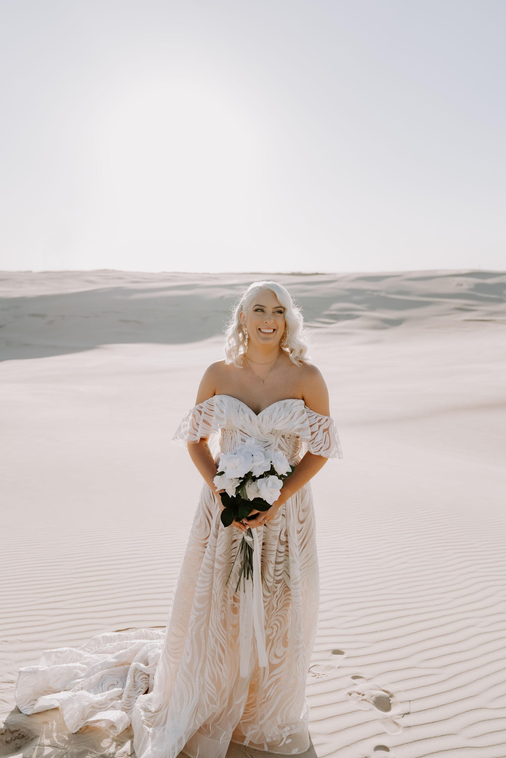 Ida Torez Wedding Dress